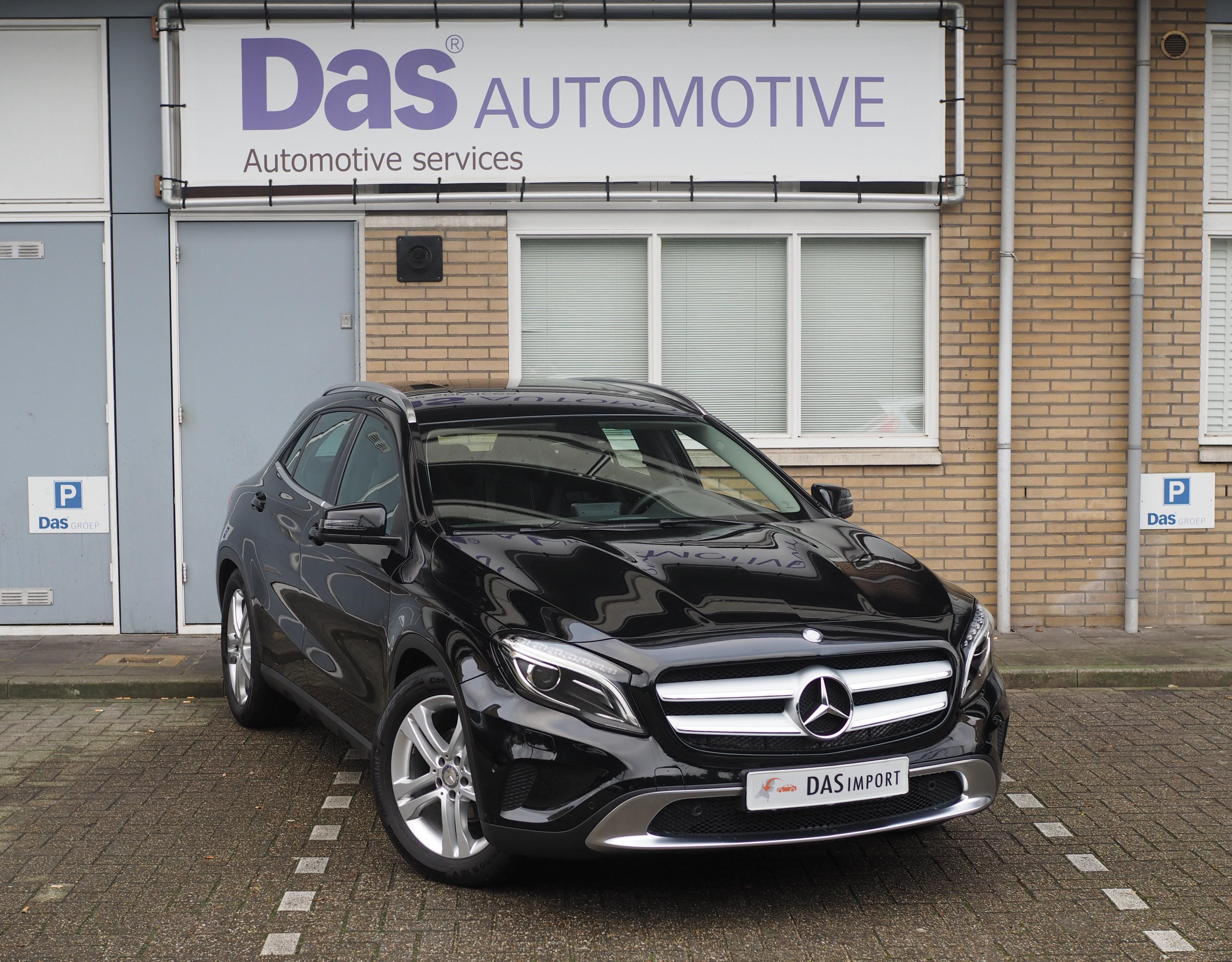 Importauto: Mercedes-Benz GLA-klasse 200  8/2015