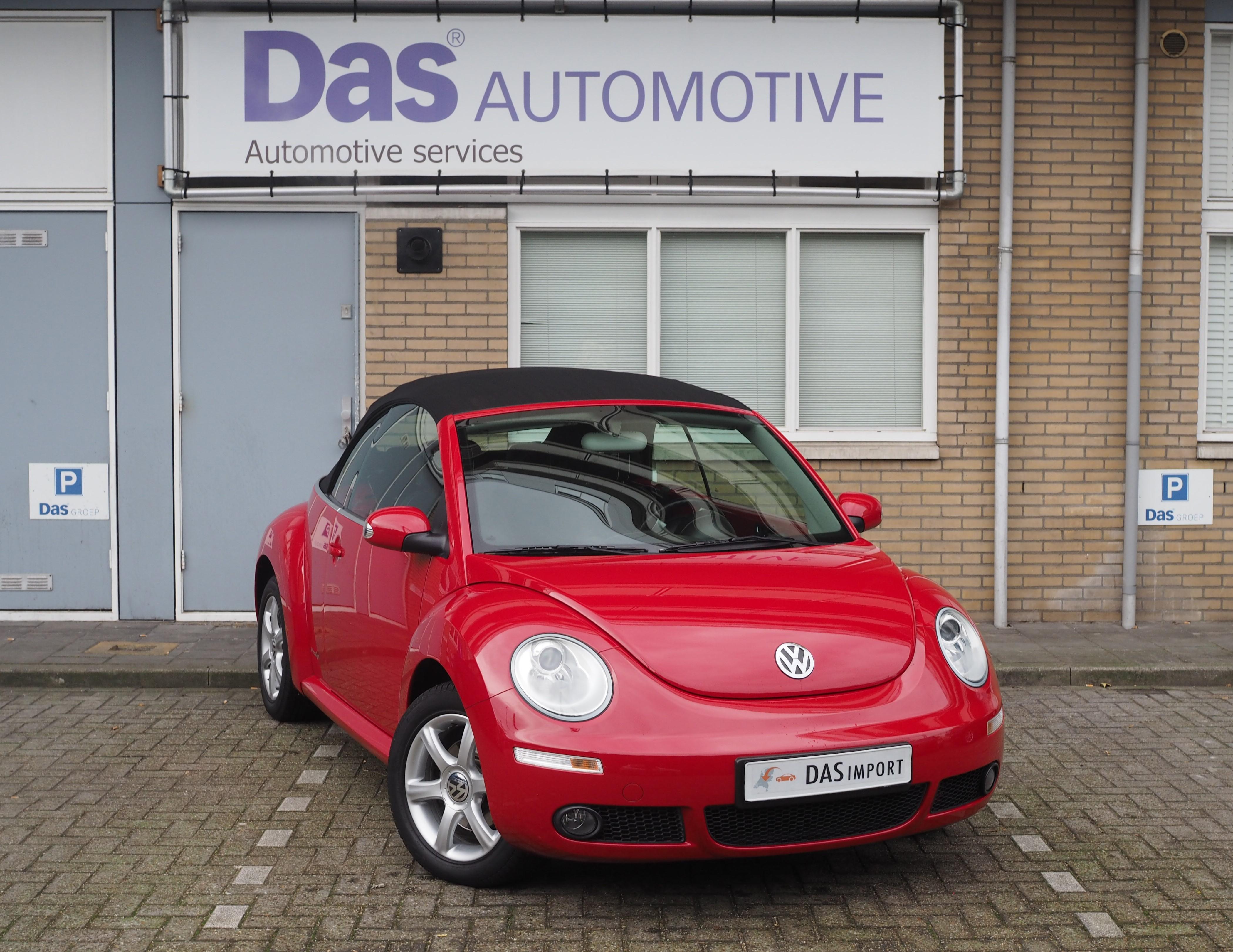Importauto: Volkswagen New Beetle Cabriolet 2.0 Trendline 8/2009