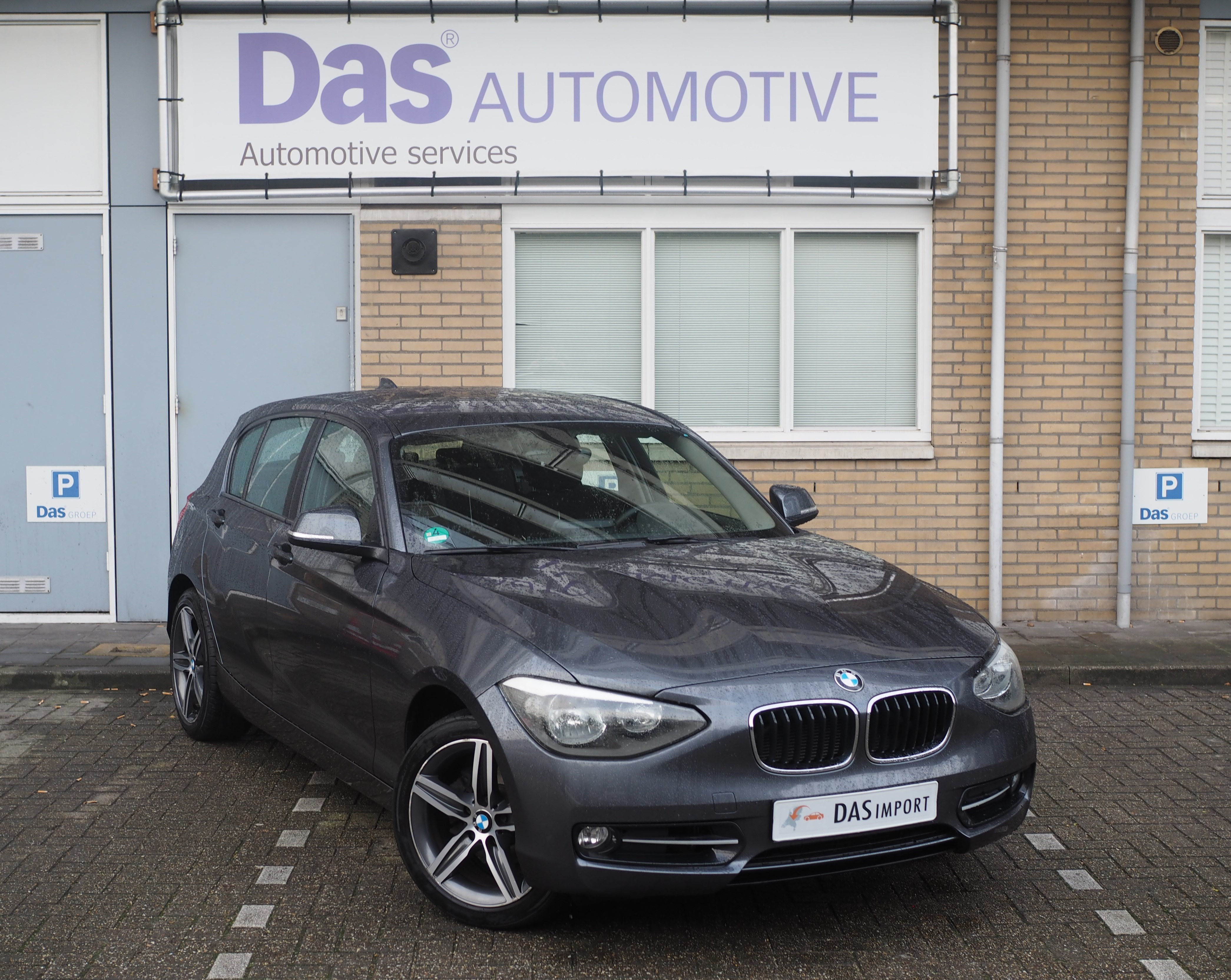 Importauto: BMW 1-serie 116i 5-Deurs 12/2011