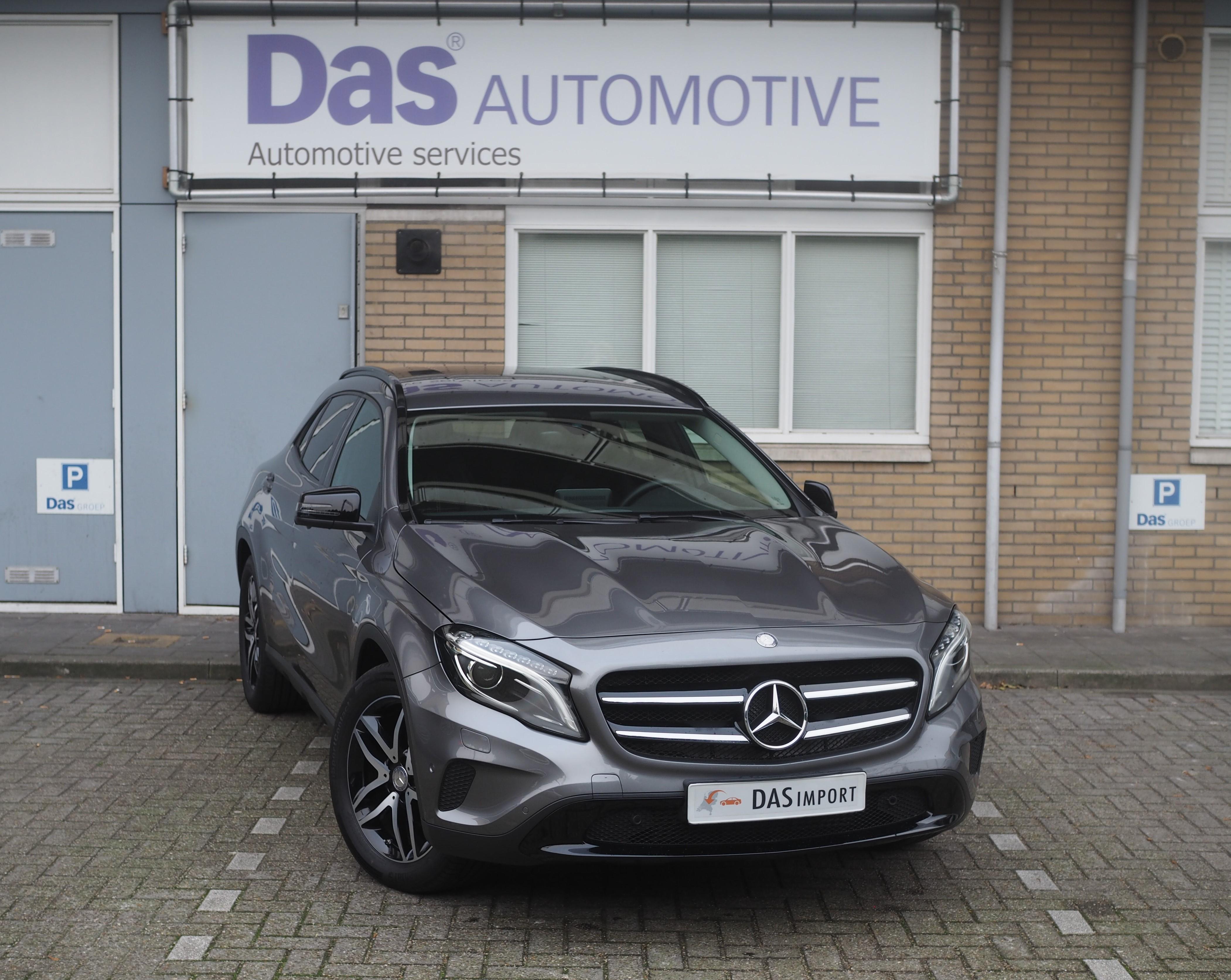 Importauto: Mercedes-Benz GLA-klasse 180 11/2015