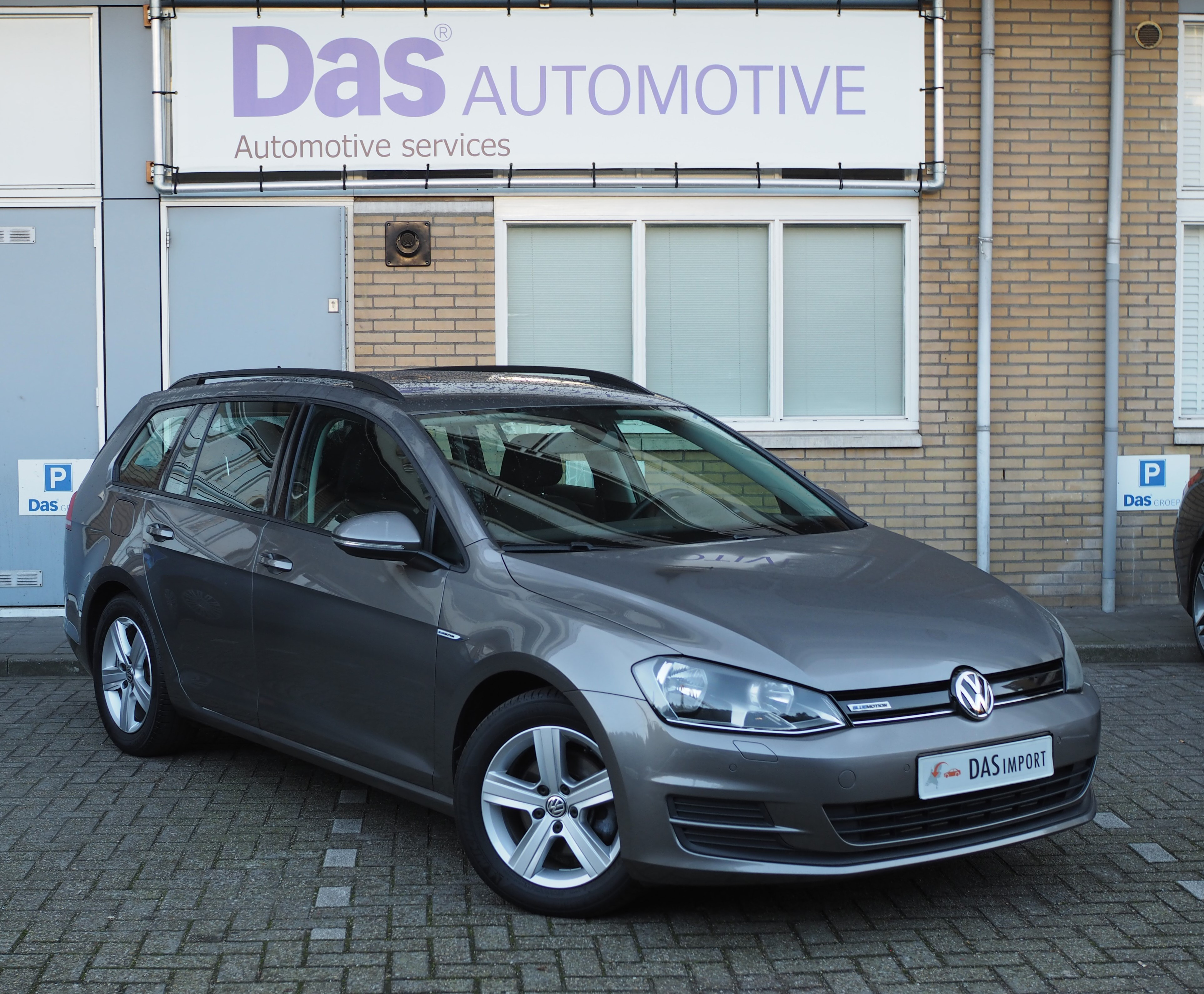 Importauto: Volkswagen Golf Variant 1.6 TDI 110pk BlueMotion Comfortline 9/2014