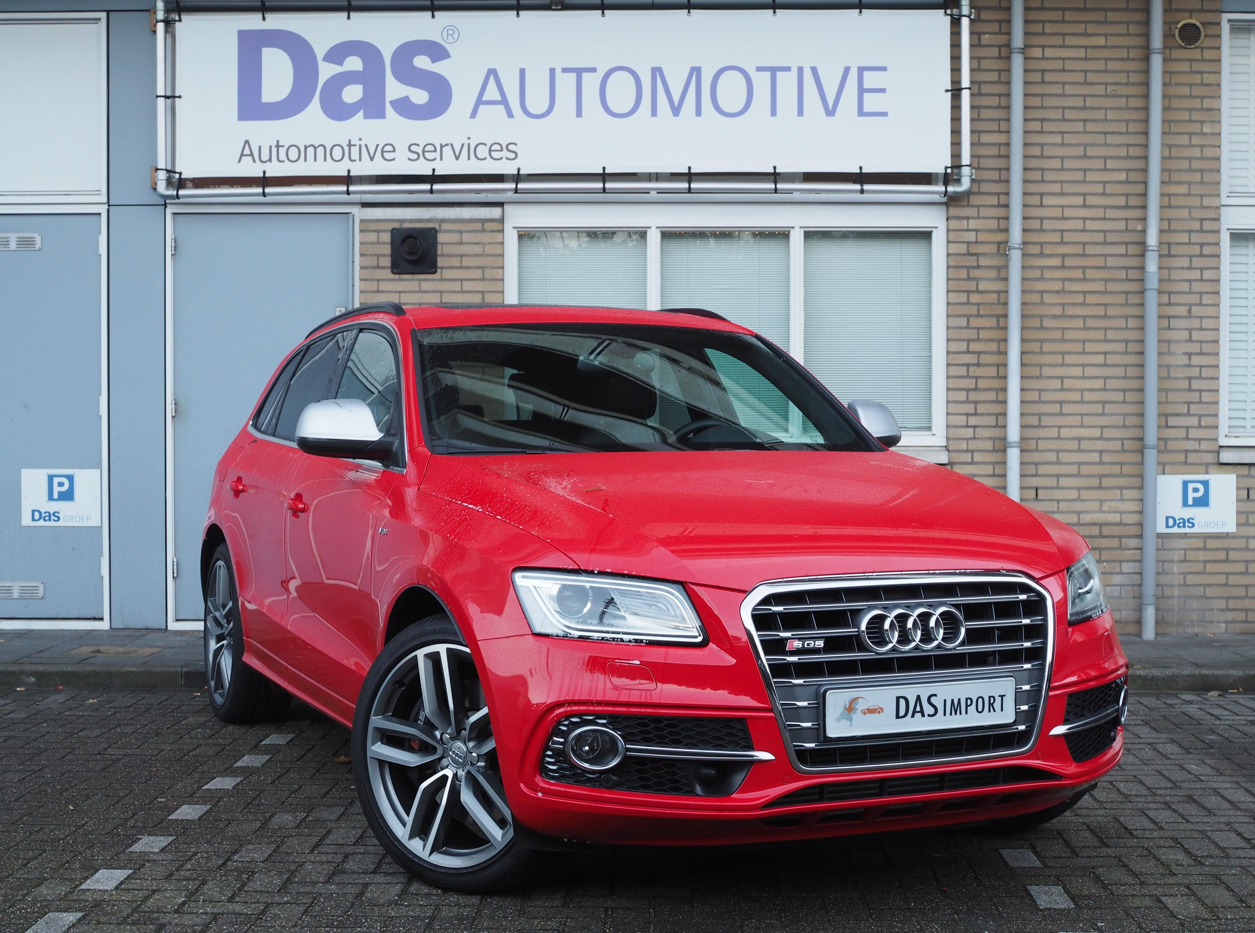 Importauto: Audi Q5 3.0 TDI SQ5 quattro 6/2013