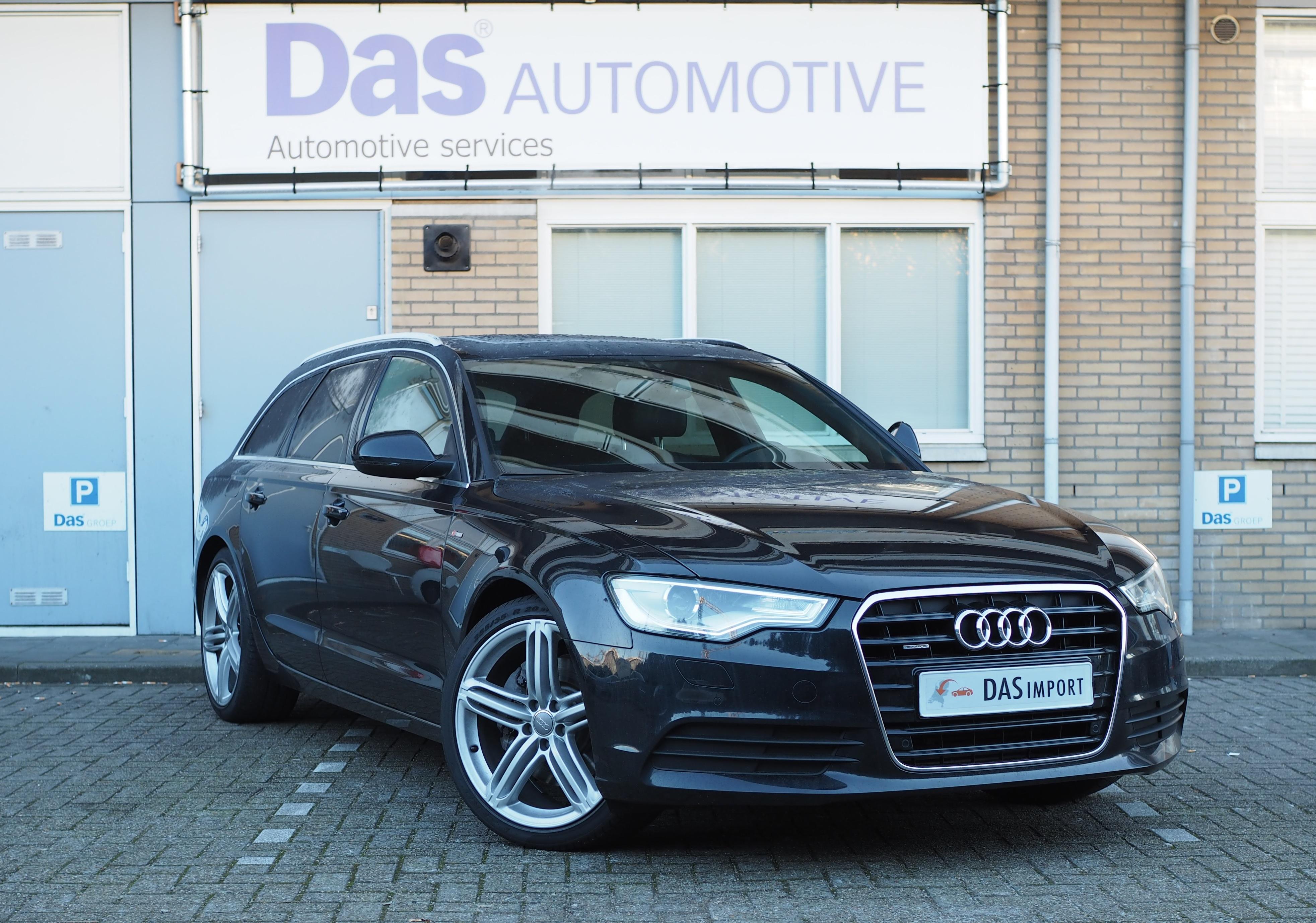 Importauto: Audi A6 Avant 3.0 TDI 245pk quattro 11/2012
