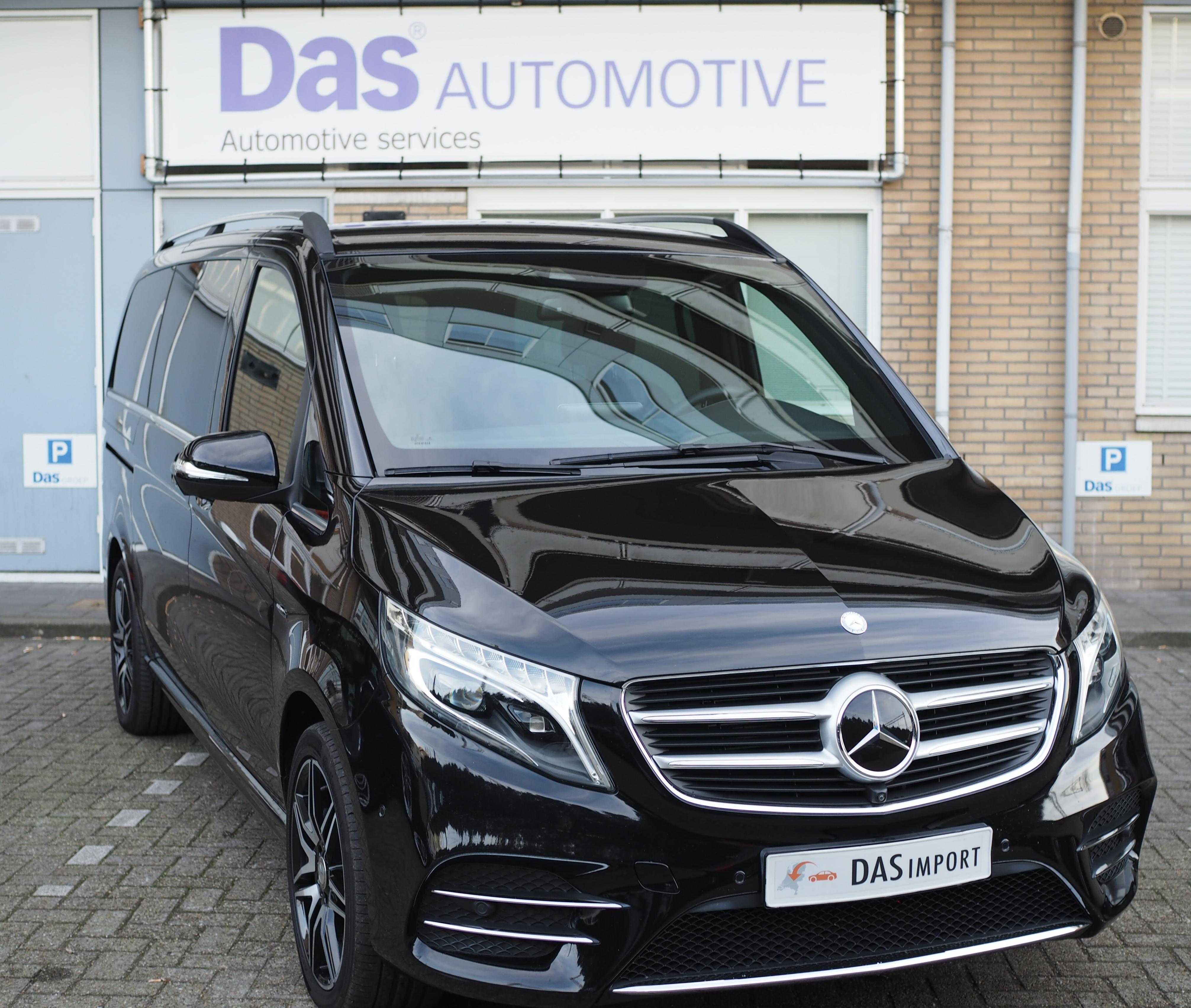 Importauto: Mercedes-Benz V-Klasse 250d 4-Matic Lang 4/2016