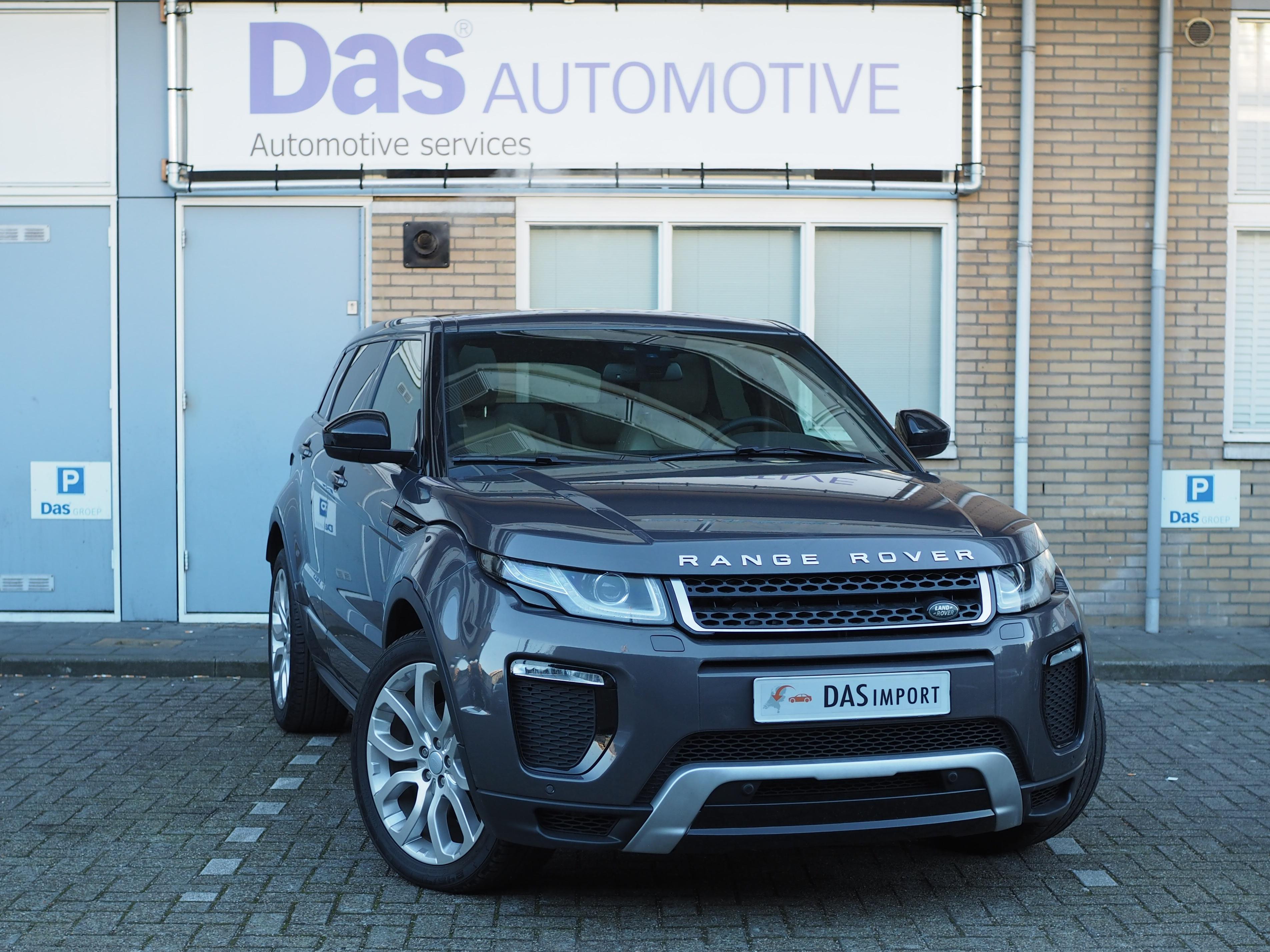 Importauto: Land Rover Range Rover Evoque 2.0 TD4 SE Dynamic 3/2016