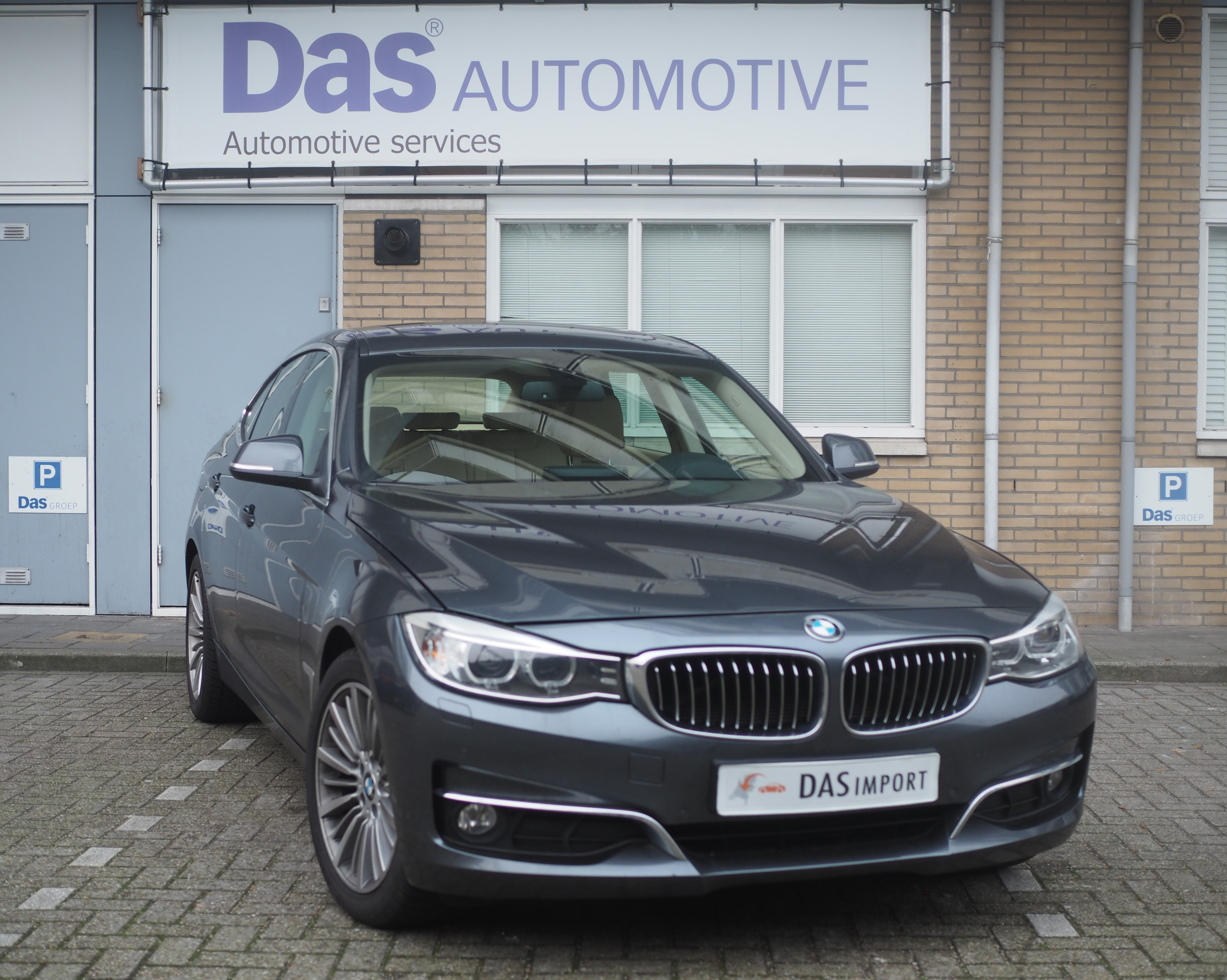 Importauto: BMW 3-serie Gran Turismo 320d High Executive 8/2013