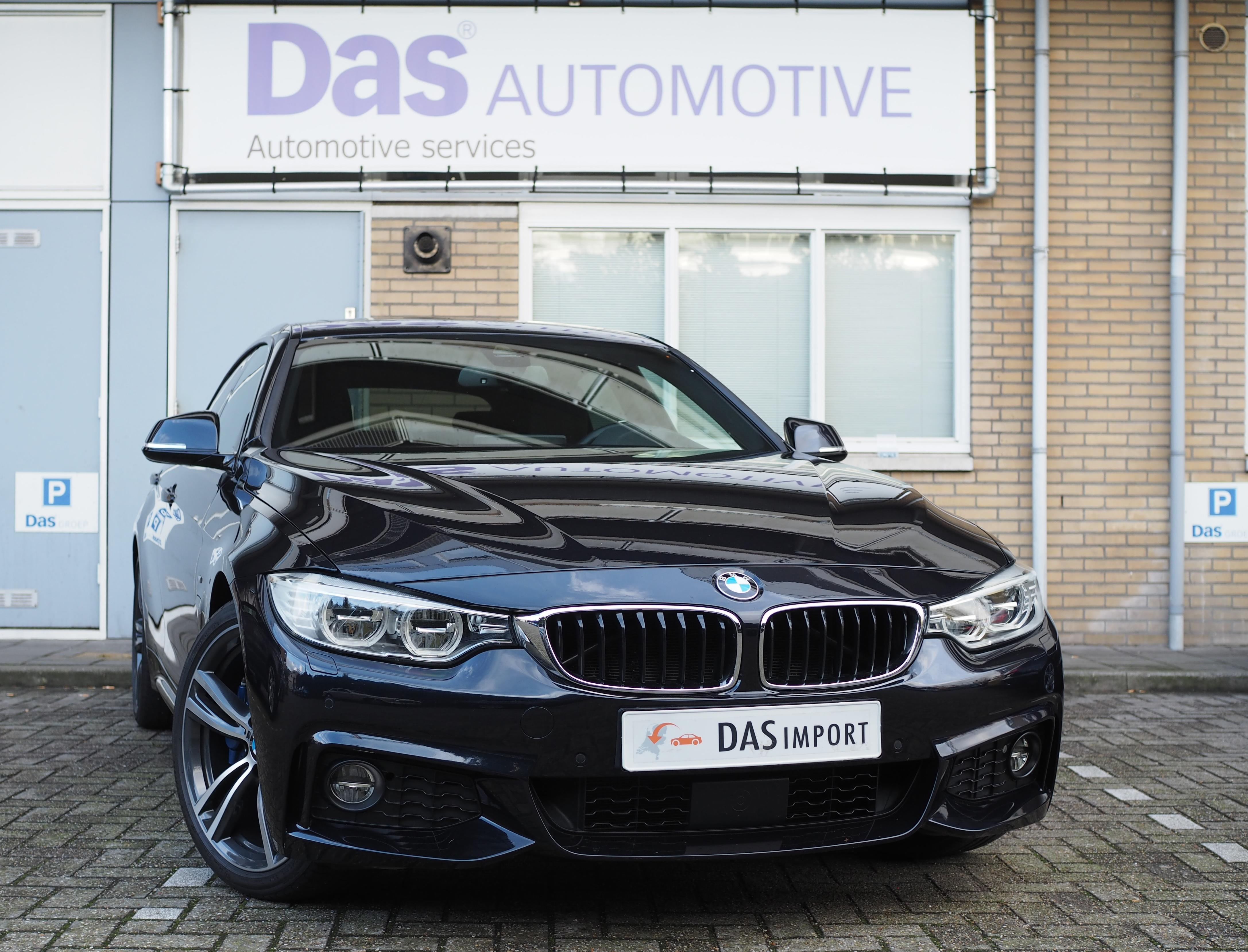 Importauto: BMW 4-serie 420i Gran Coupé 3/2015