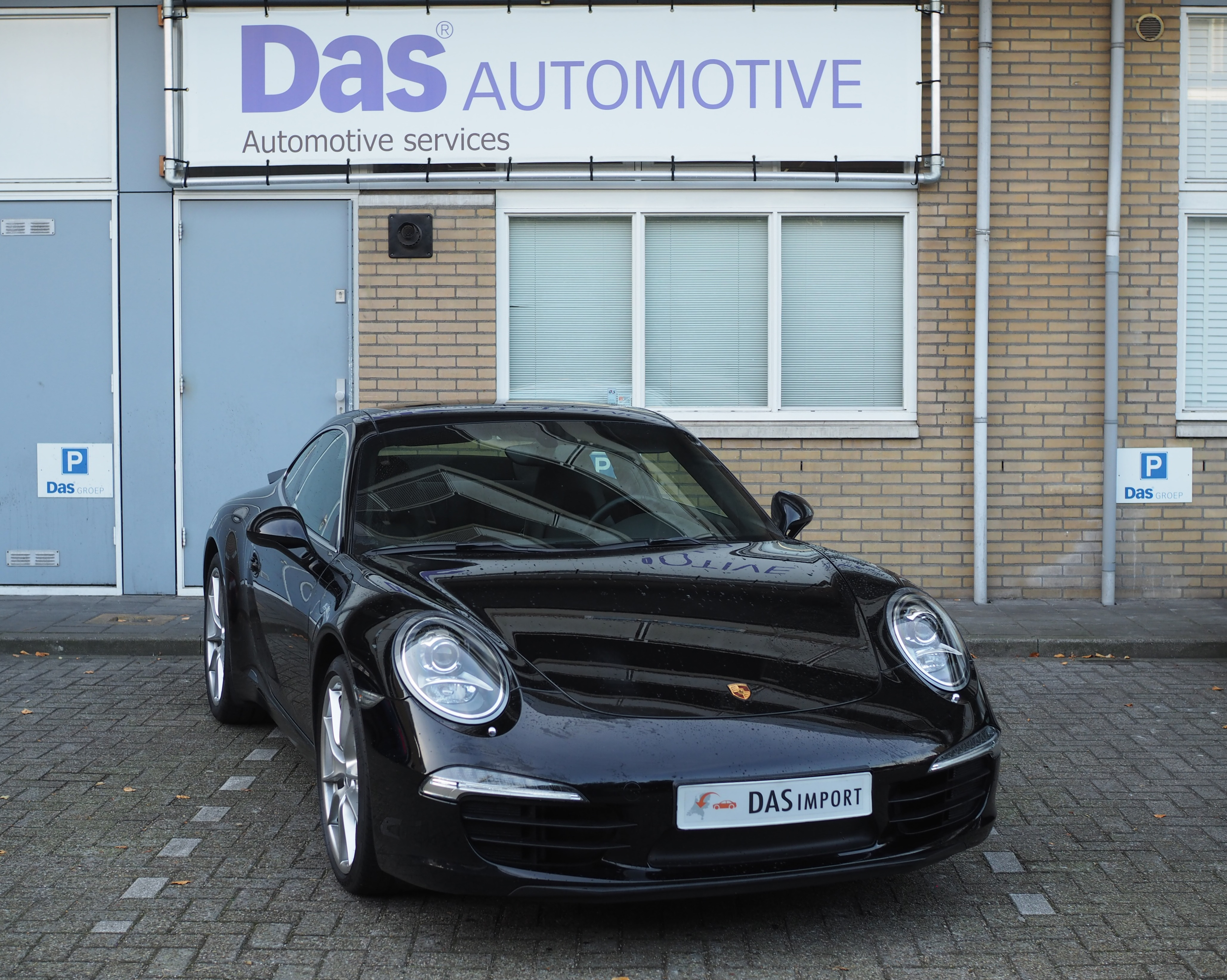 Importauto: Porsche 911 3.4 Carrera 7/2013