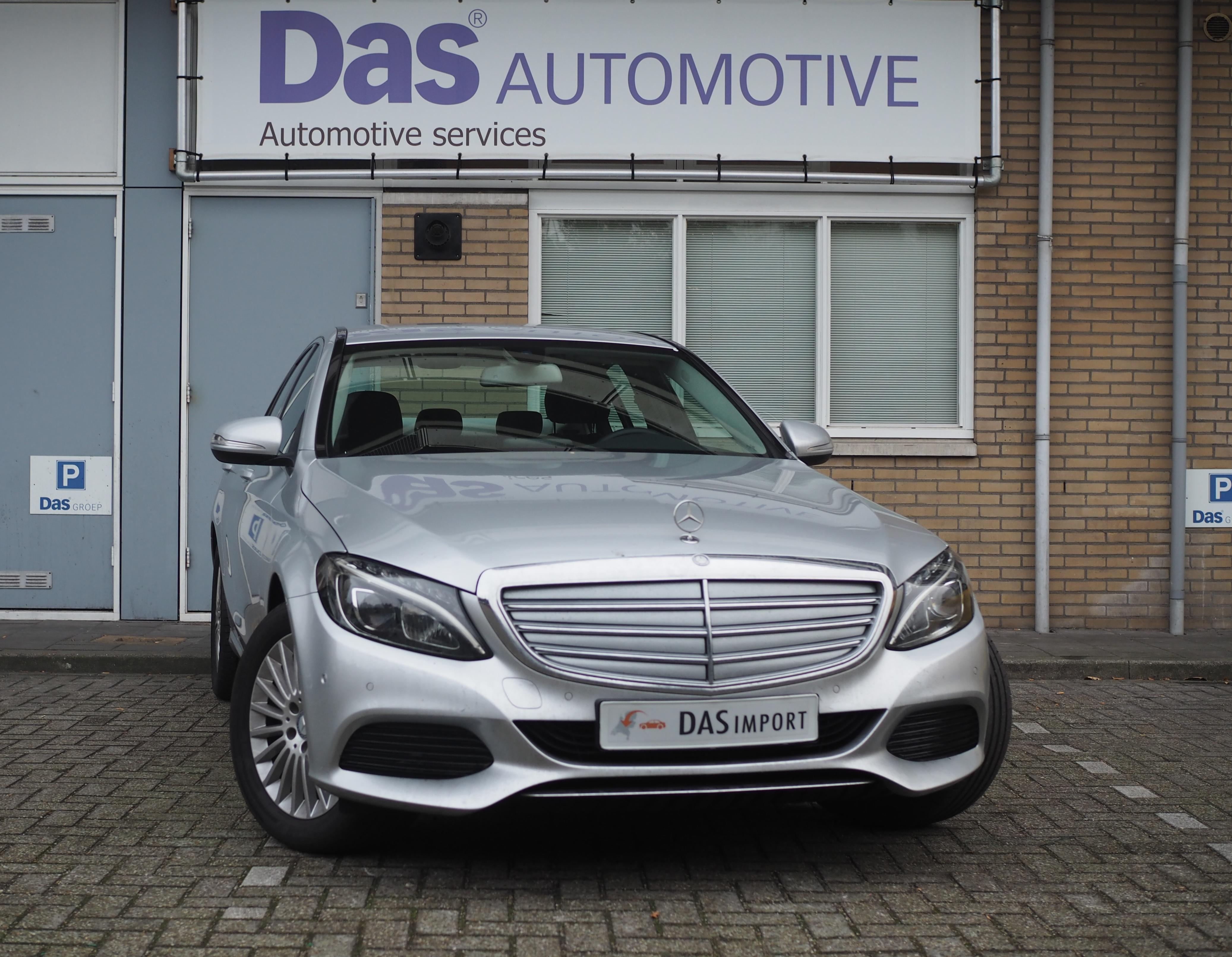 Importauto: Mercedes-Benz C-klasse 180 Exclusive Avantgarde 5/2015