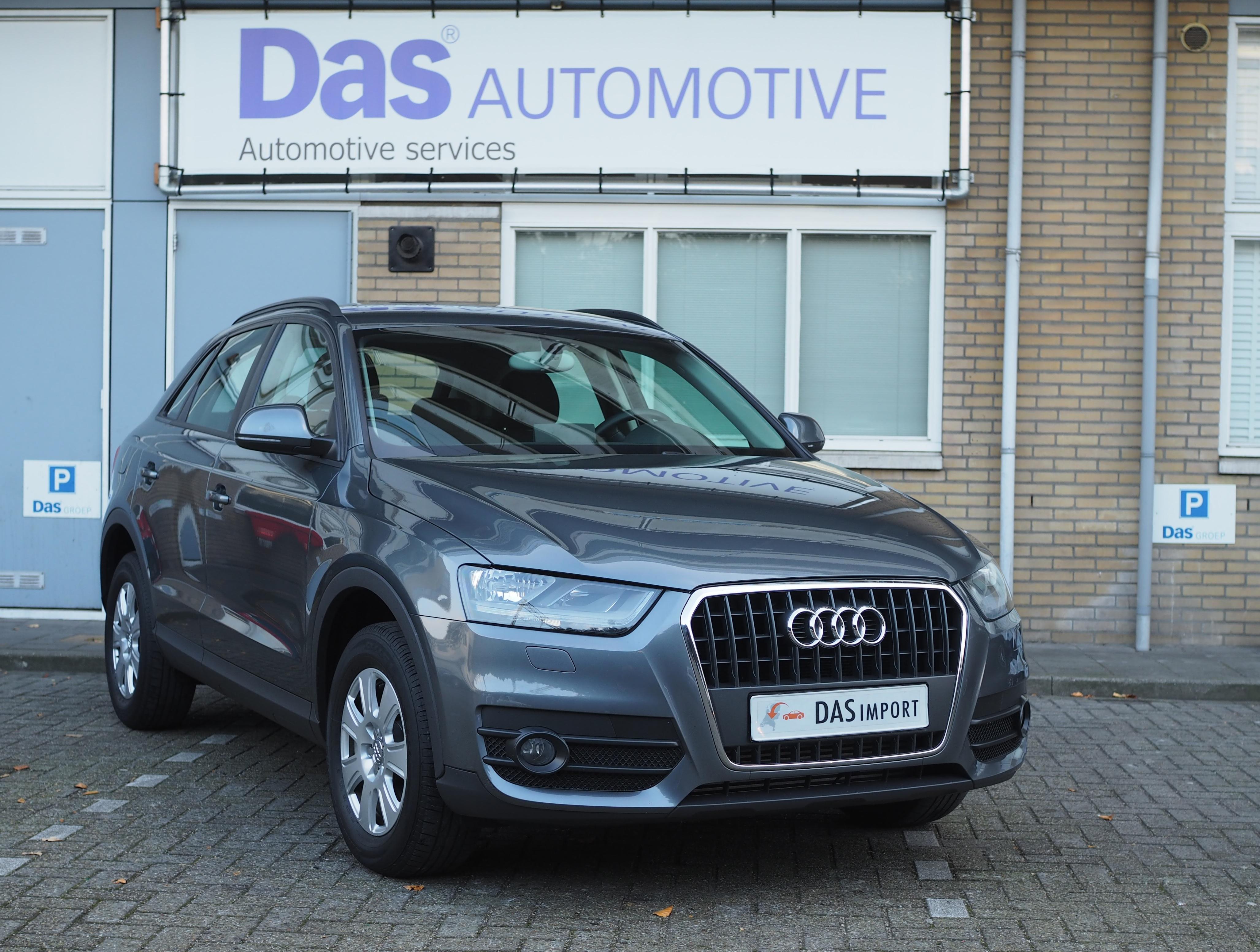 Importauto: Audi Q3 2.0 TDI 11/2013