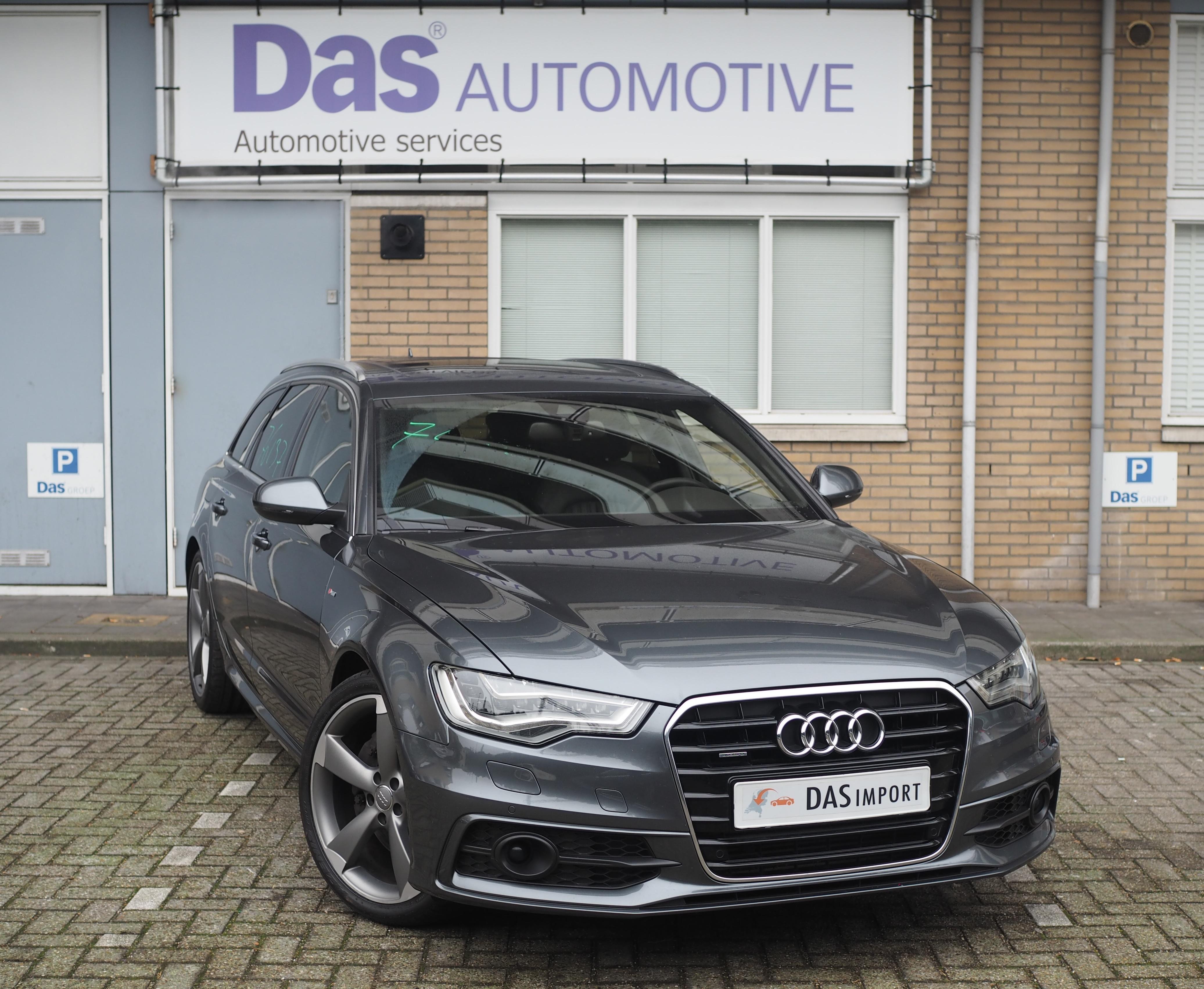 Importauto: Audi A6 Avant 3.0 TDI 245pk quattro 12/2013