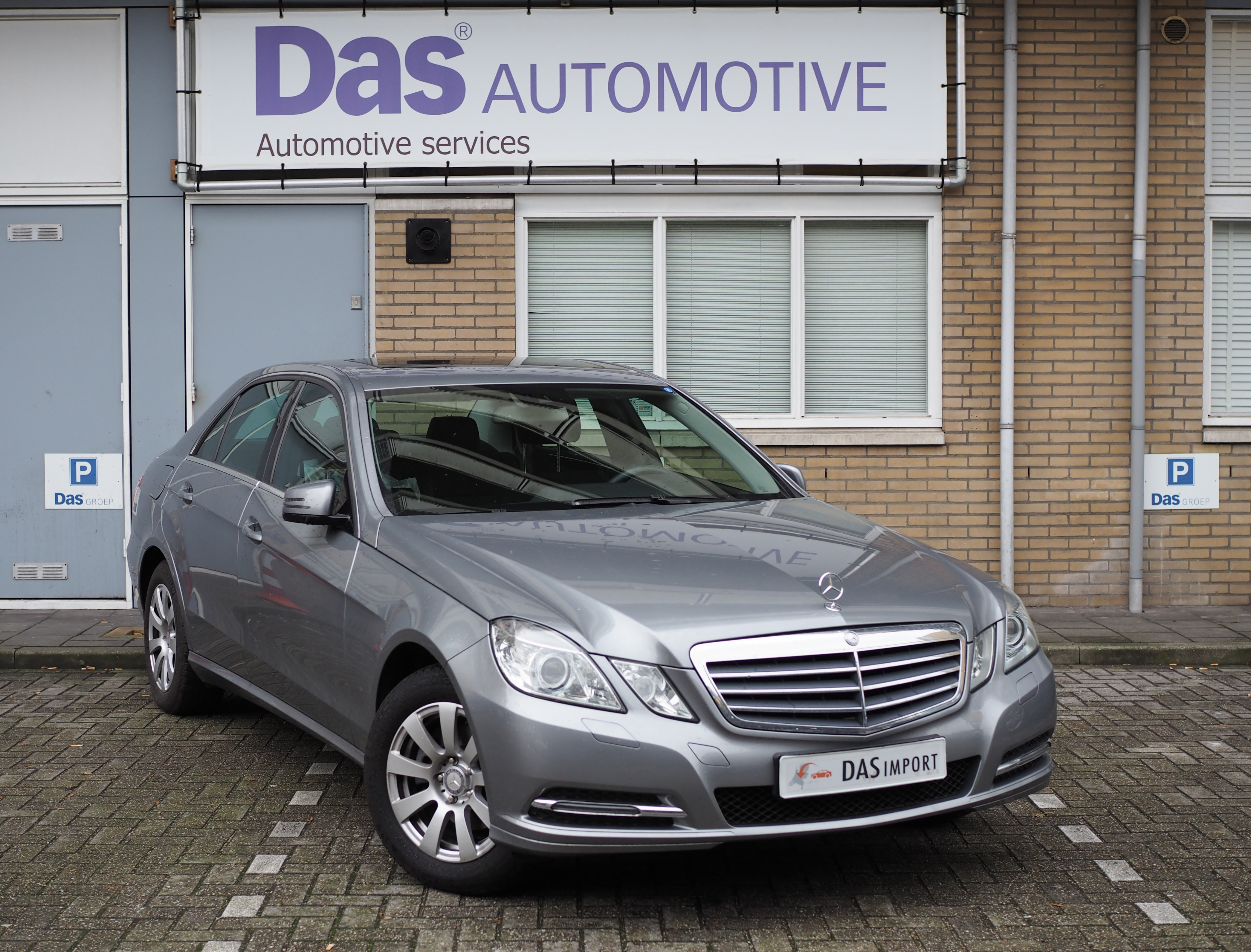 Importauto: Mercedes-Benz E-klasse 220 CDI BlueEFFICIENCY 12/2012