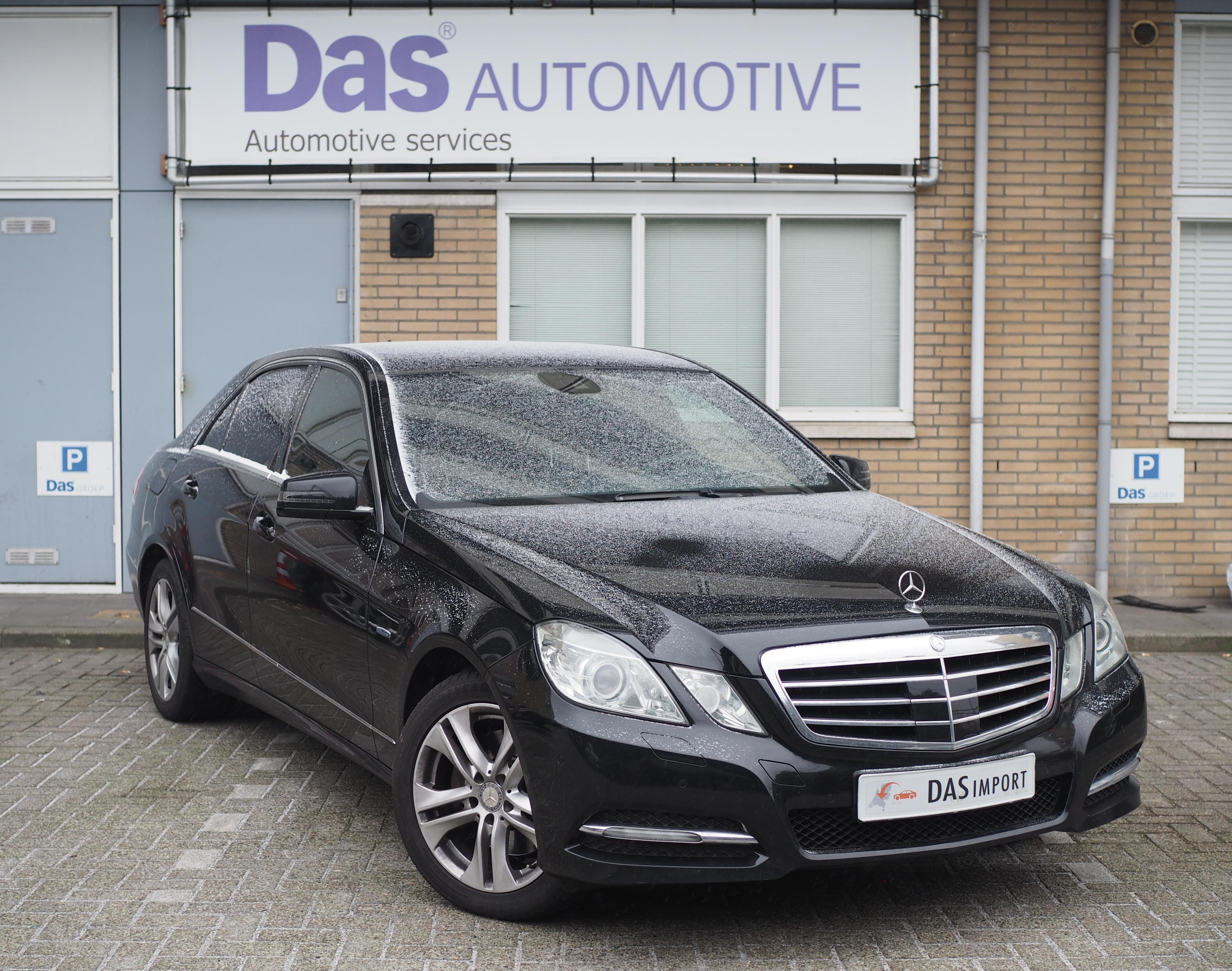 Importauto: Mercedes-Benz E-klasse 250 CDI 4-Matic 3/2012