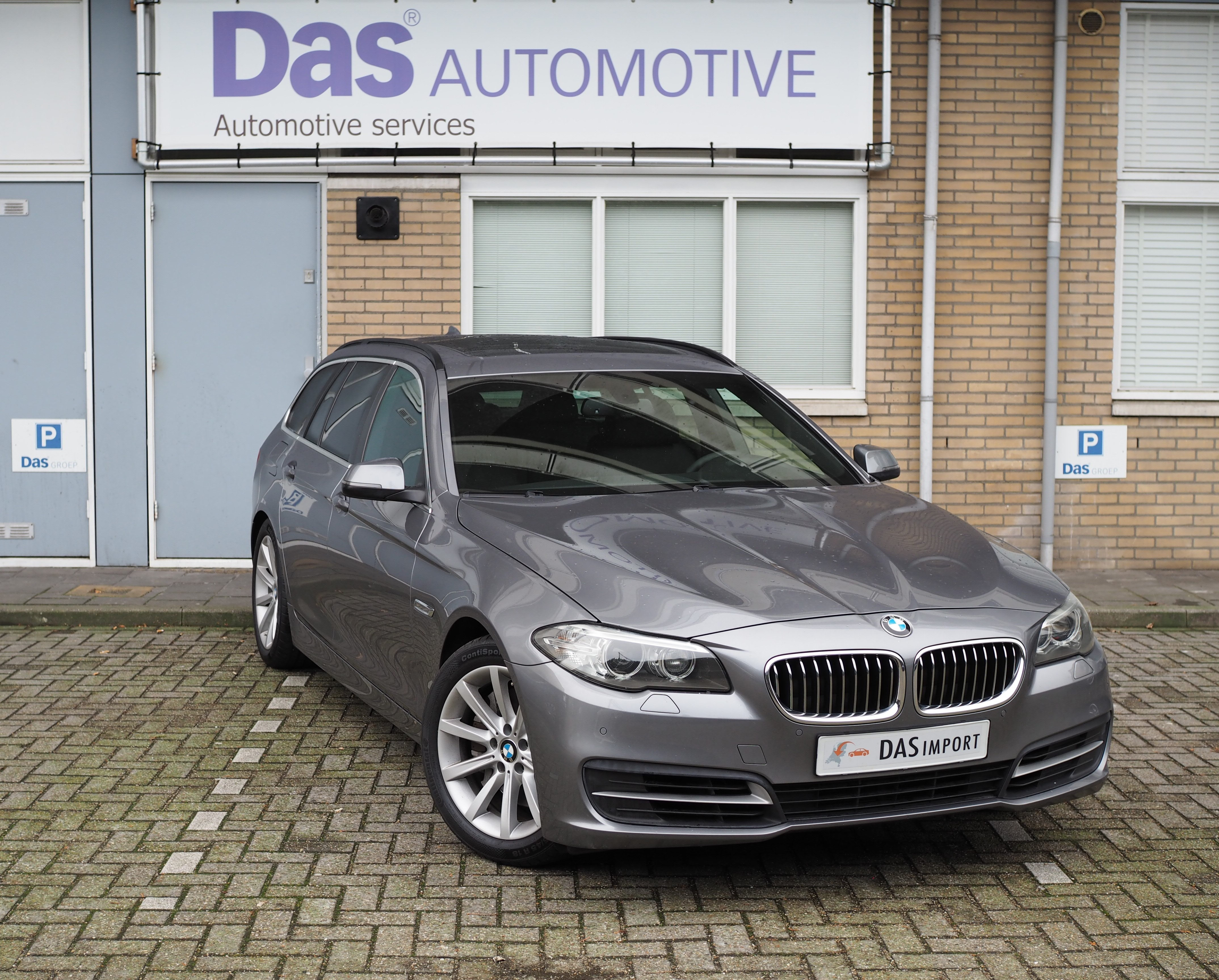 Importauto: BMW 5-serie 535d Touring 9/2013