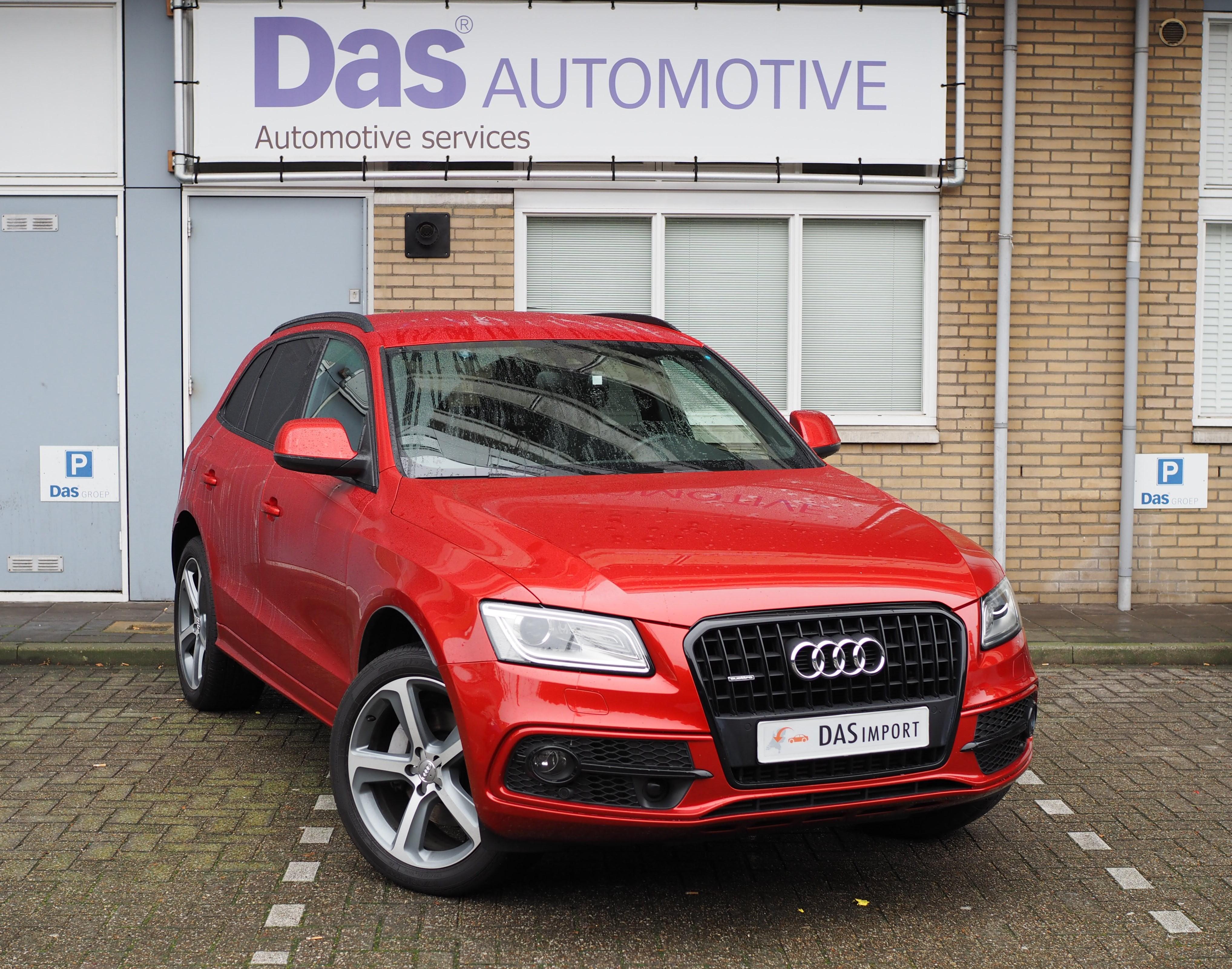Importauto: Audi Q5 3.0 TDI quattro 12/2013
