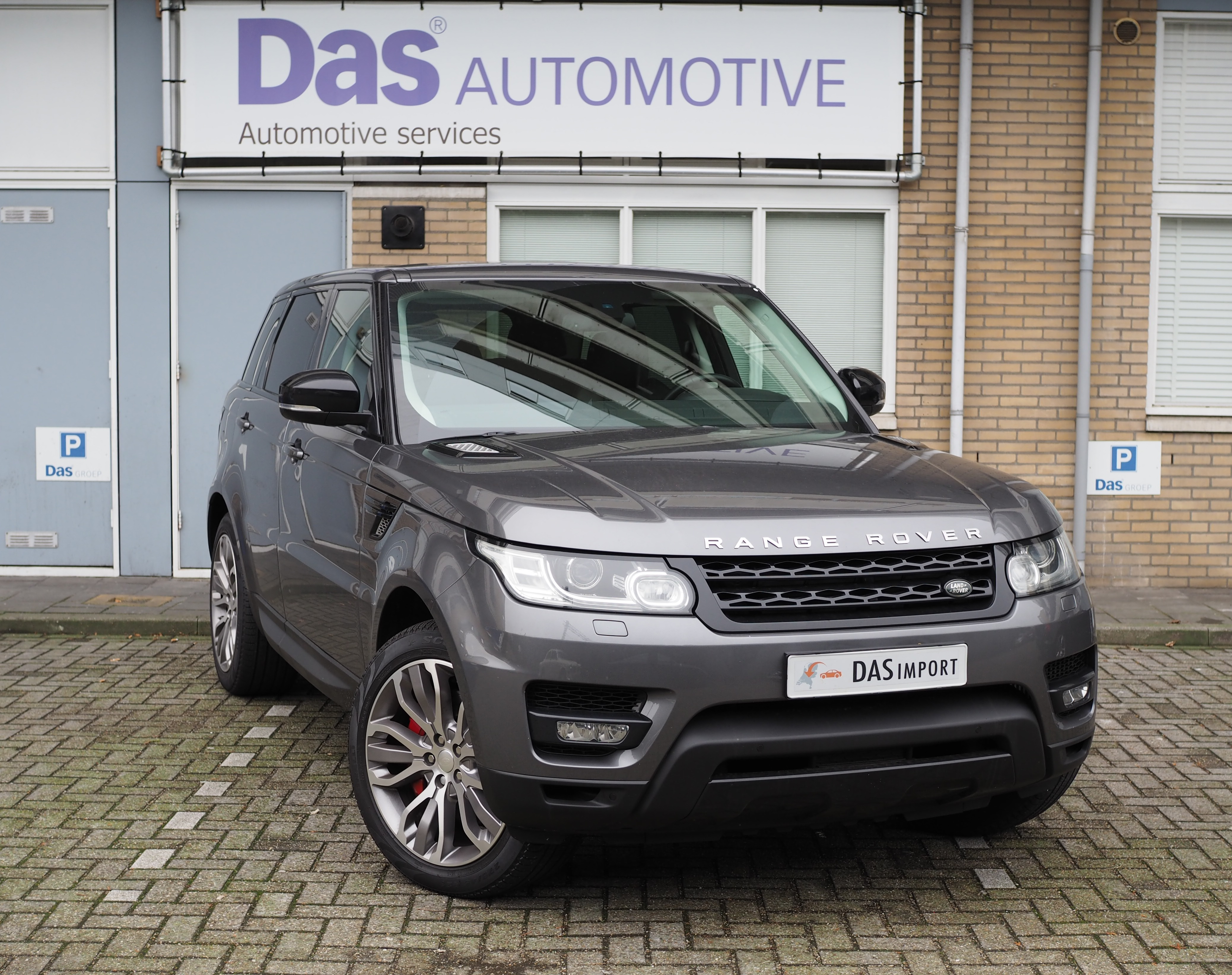 Importauto: Land Rover Range Rover Sport 3.0 SDV6 HSE 11/2013