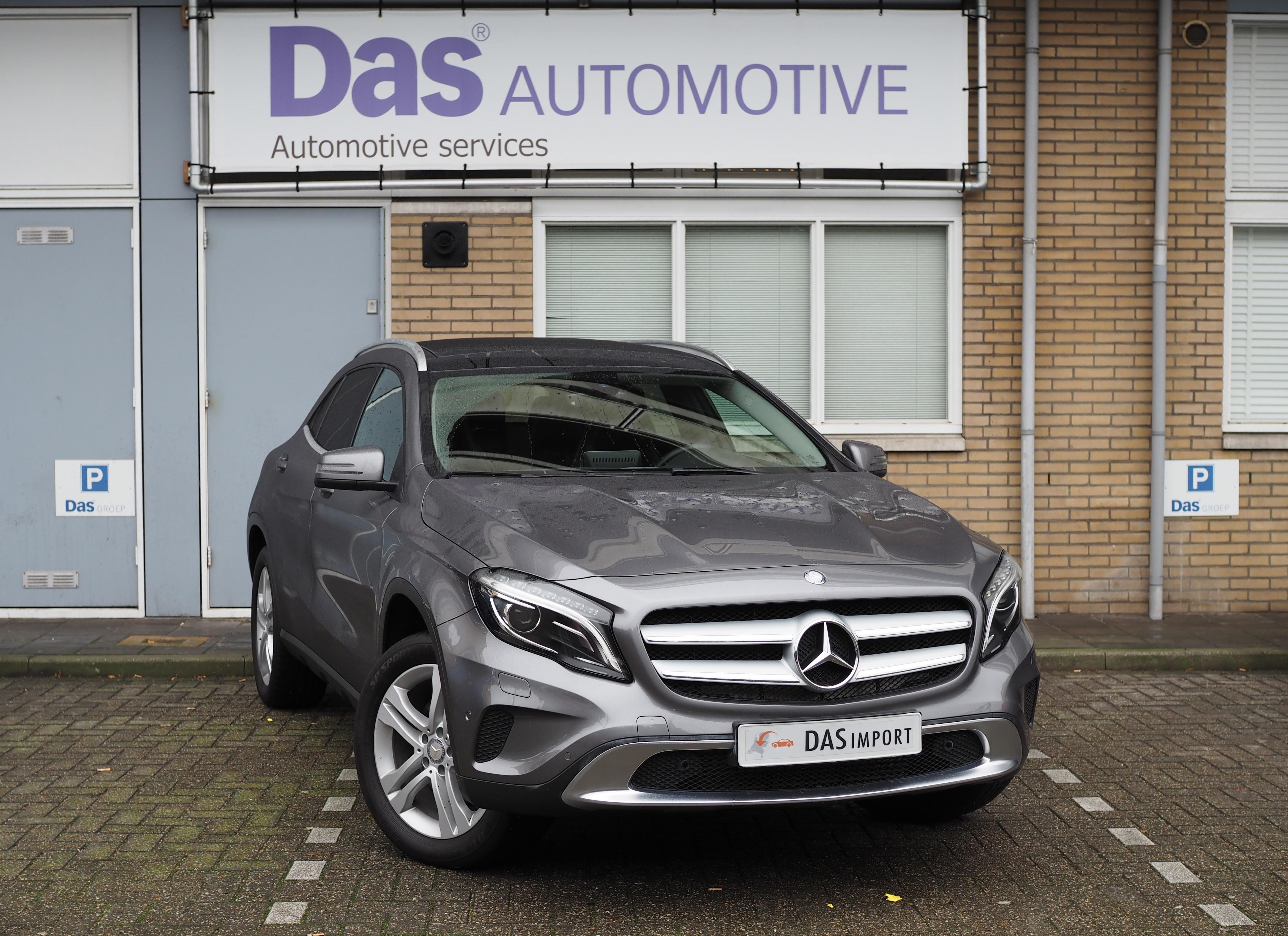 Importauto: Mercedes-Benz GLA-klasse 250 4-matic 4/2016