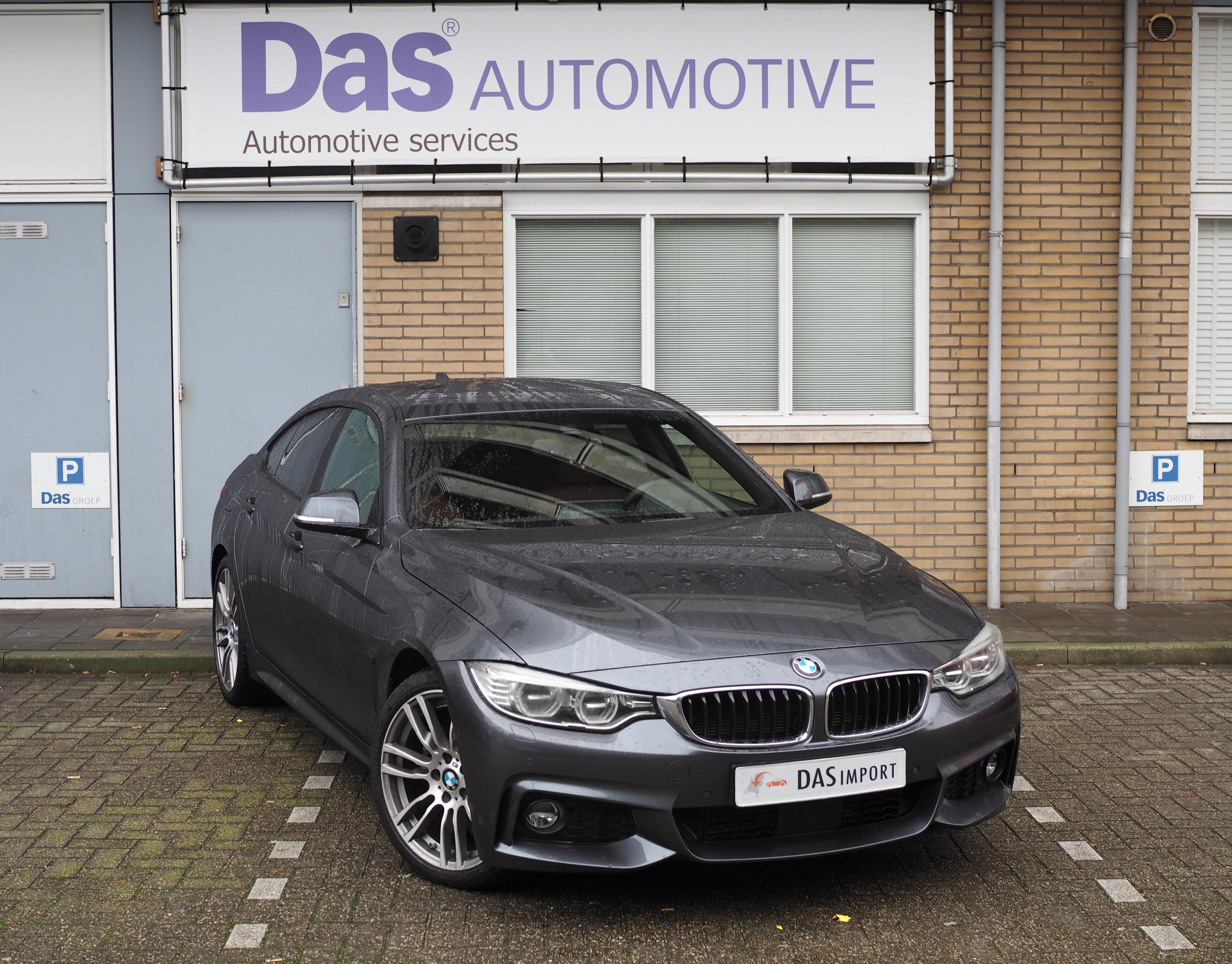 Importauto: BMW 4-serie 430d Gran Coupé 8/2015