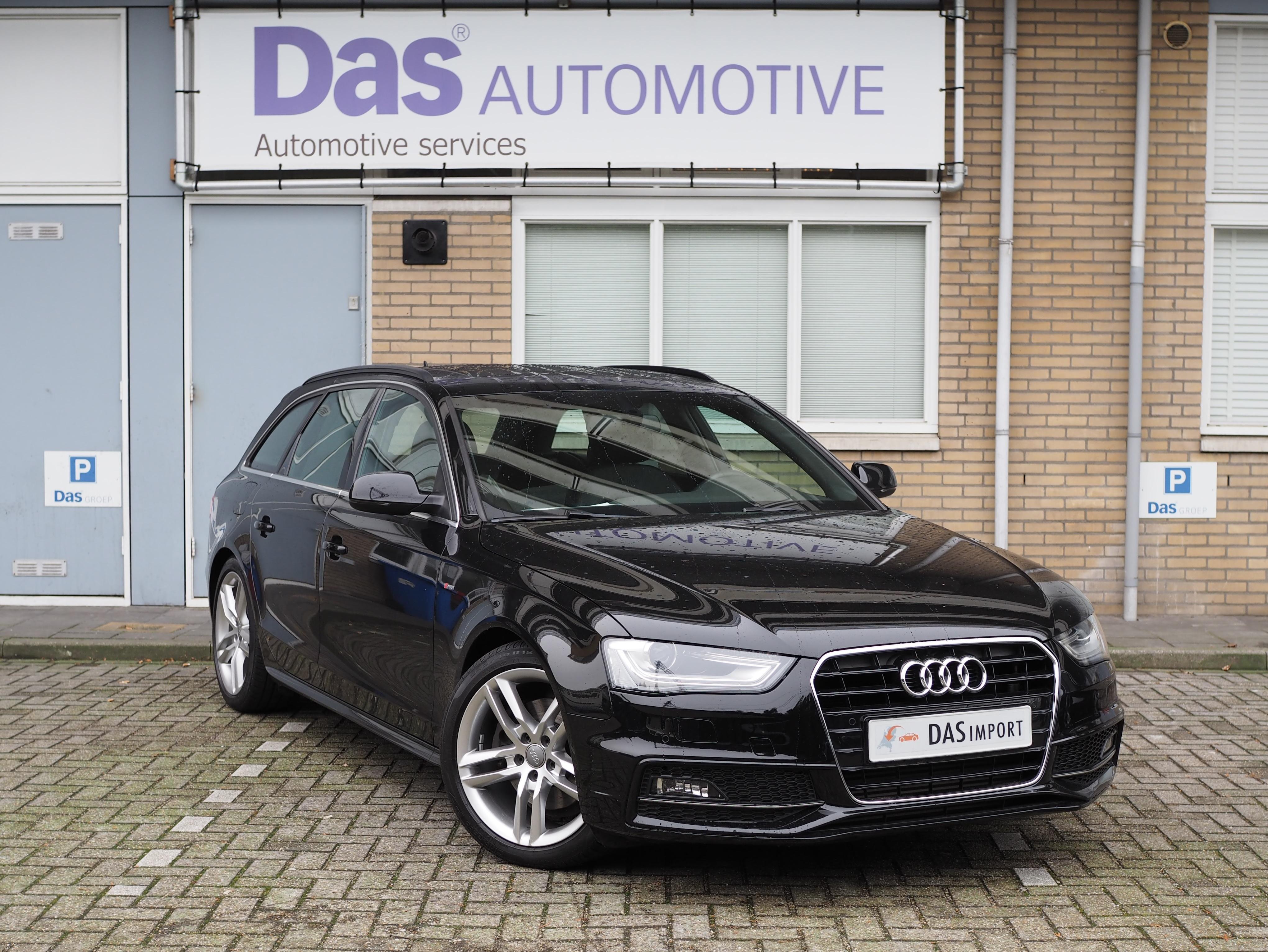 Importauto: Audi A4 Avant 1.8 TFSI 170pk 12/2013