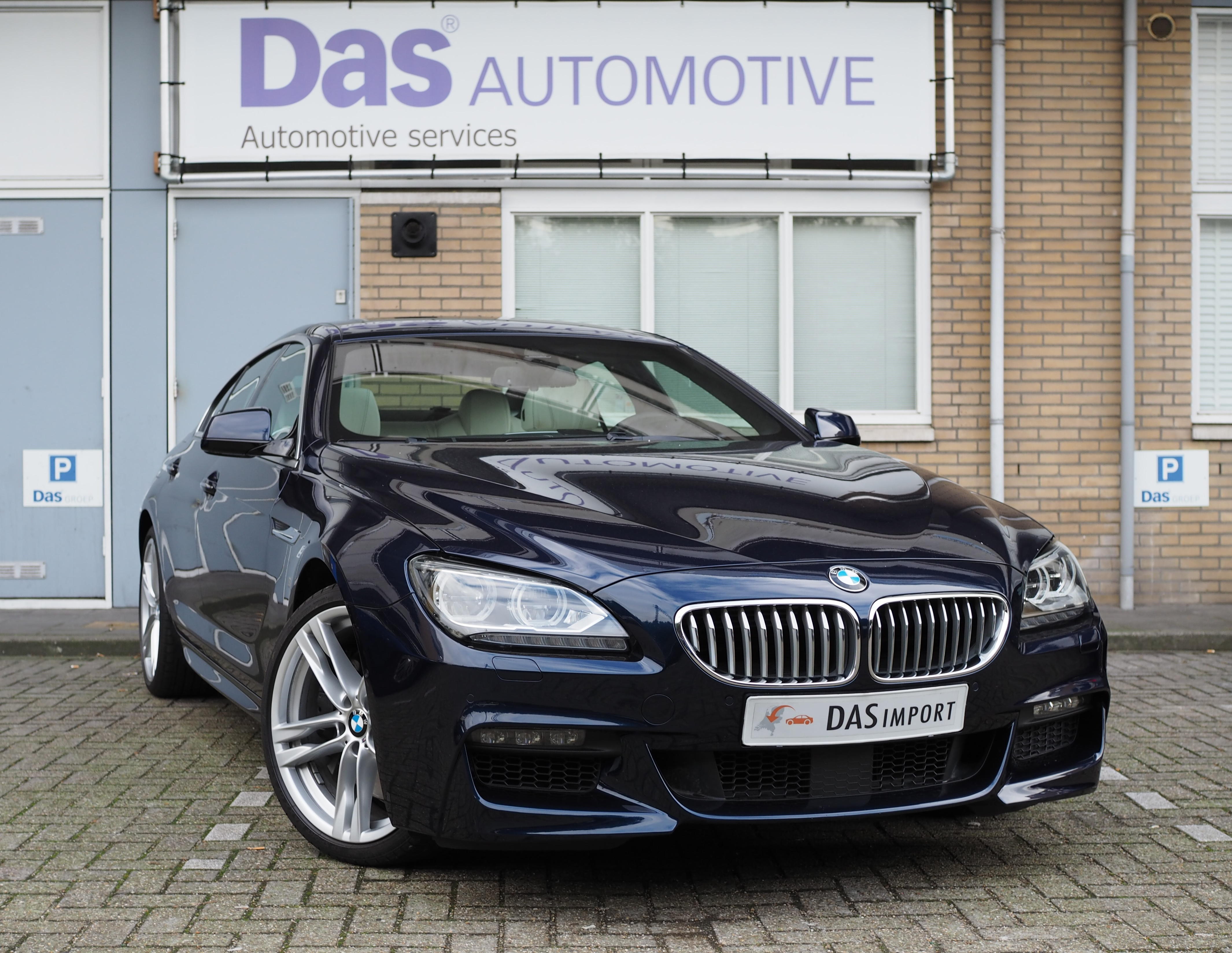 Importauto: BMW 6-serie 650i xDrive Gran Coupé 11/2013