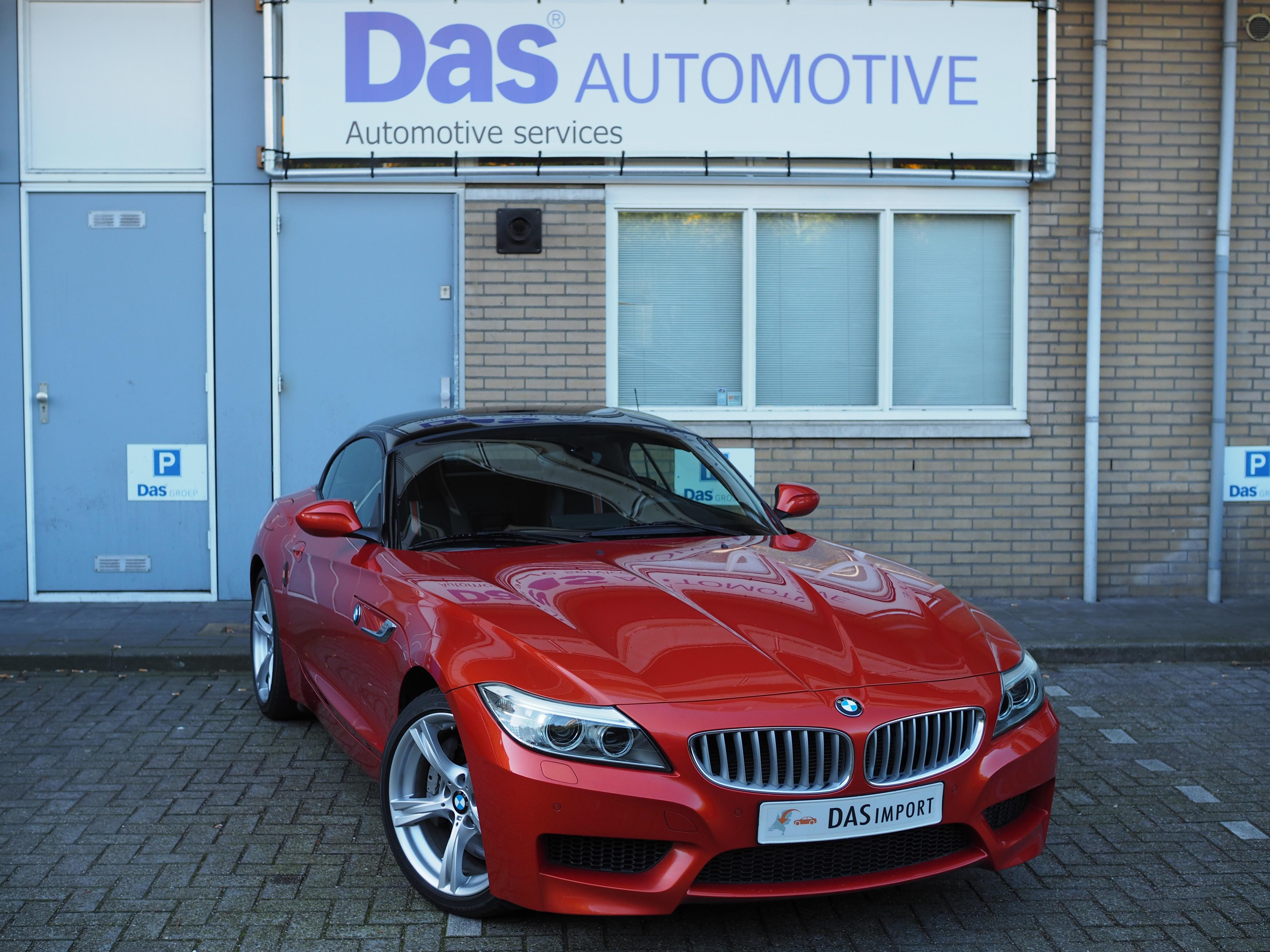 Importauto: BMW Z4 Roadster 3.5i 10/2013