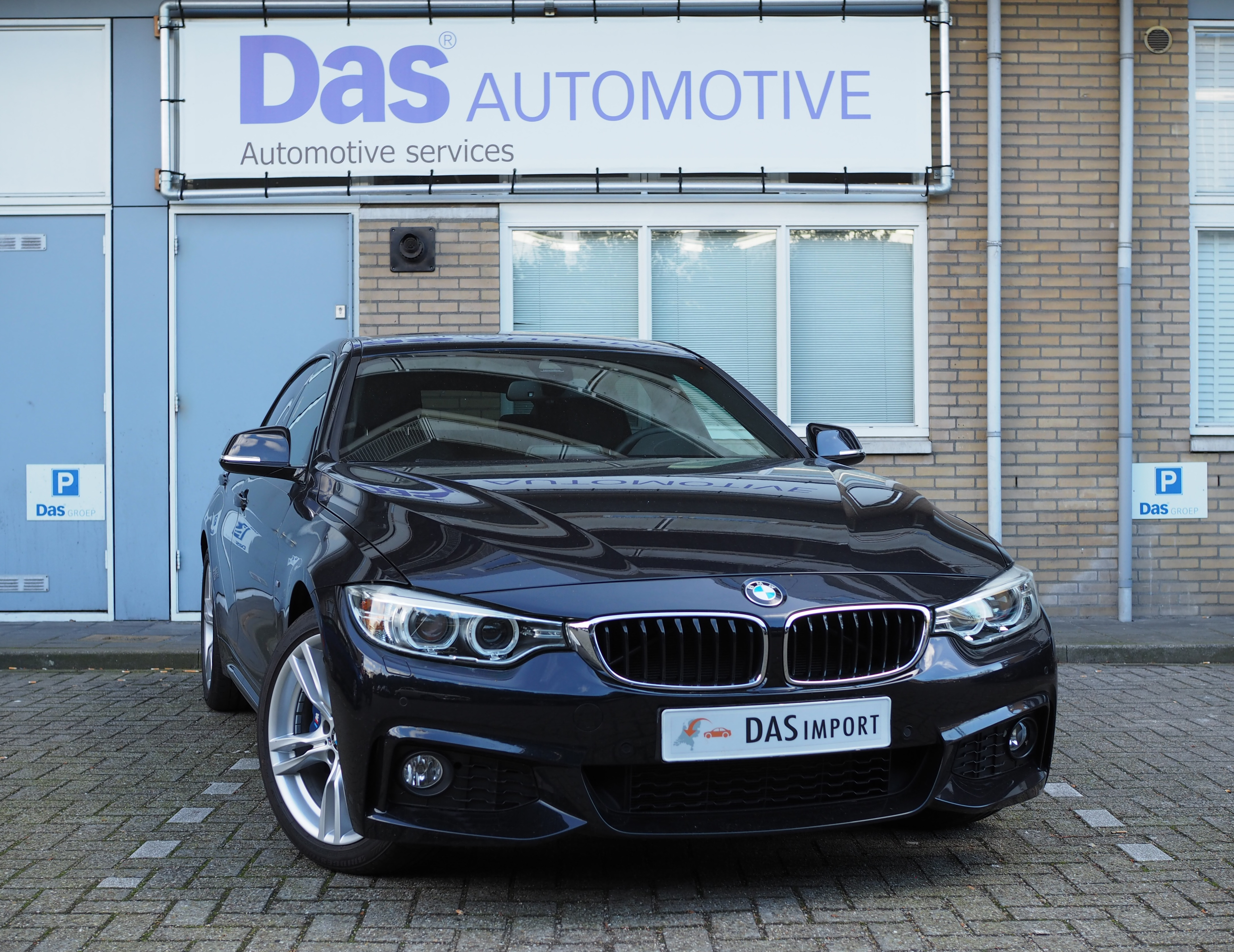 Importauto: BMW 4-serie 420i Gran Coupé 4/2016