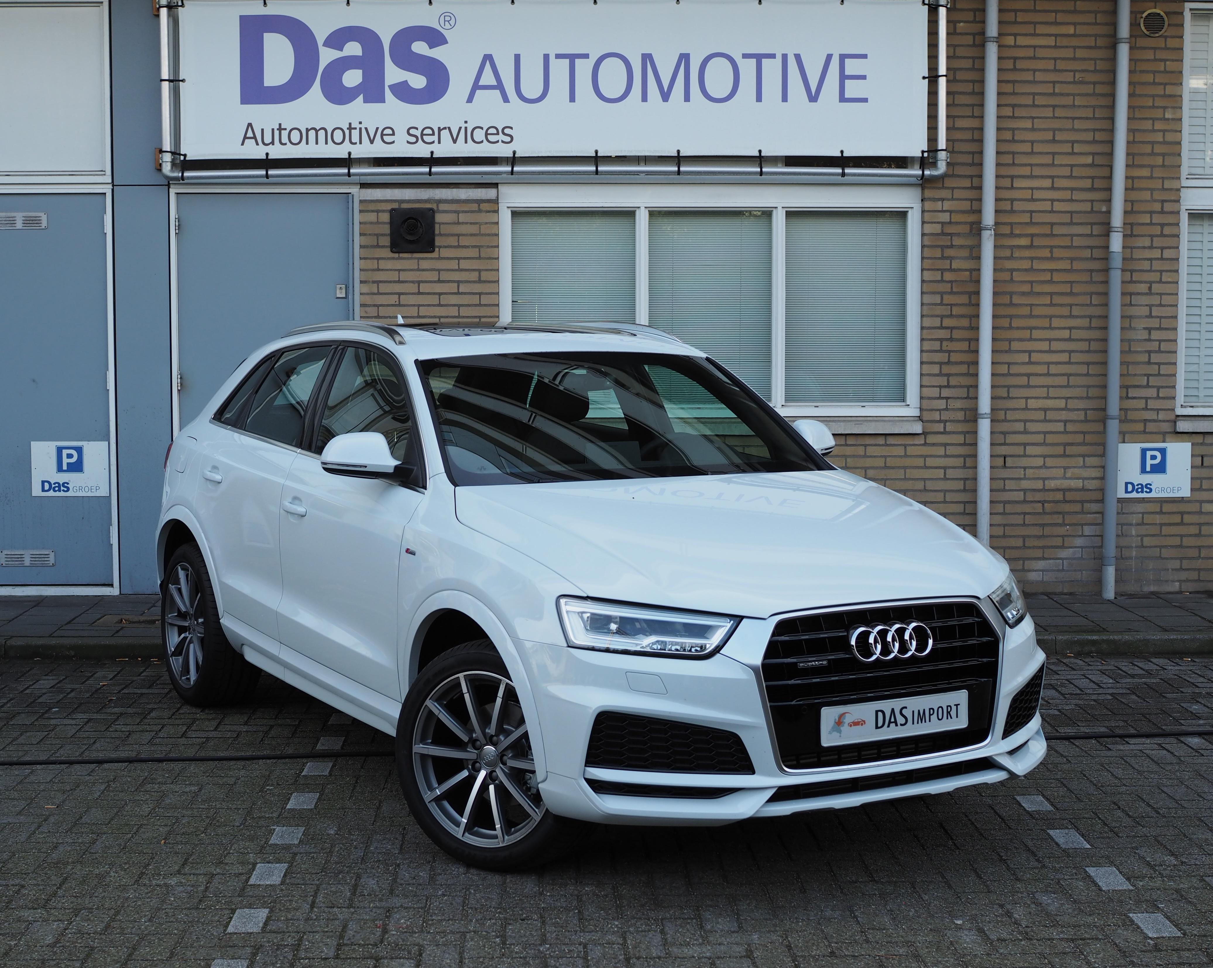 Importauto: Audi Q3 2.0 TFSI 180pk quattro 12/2016