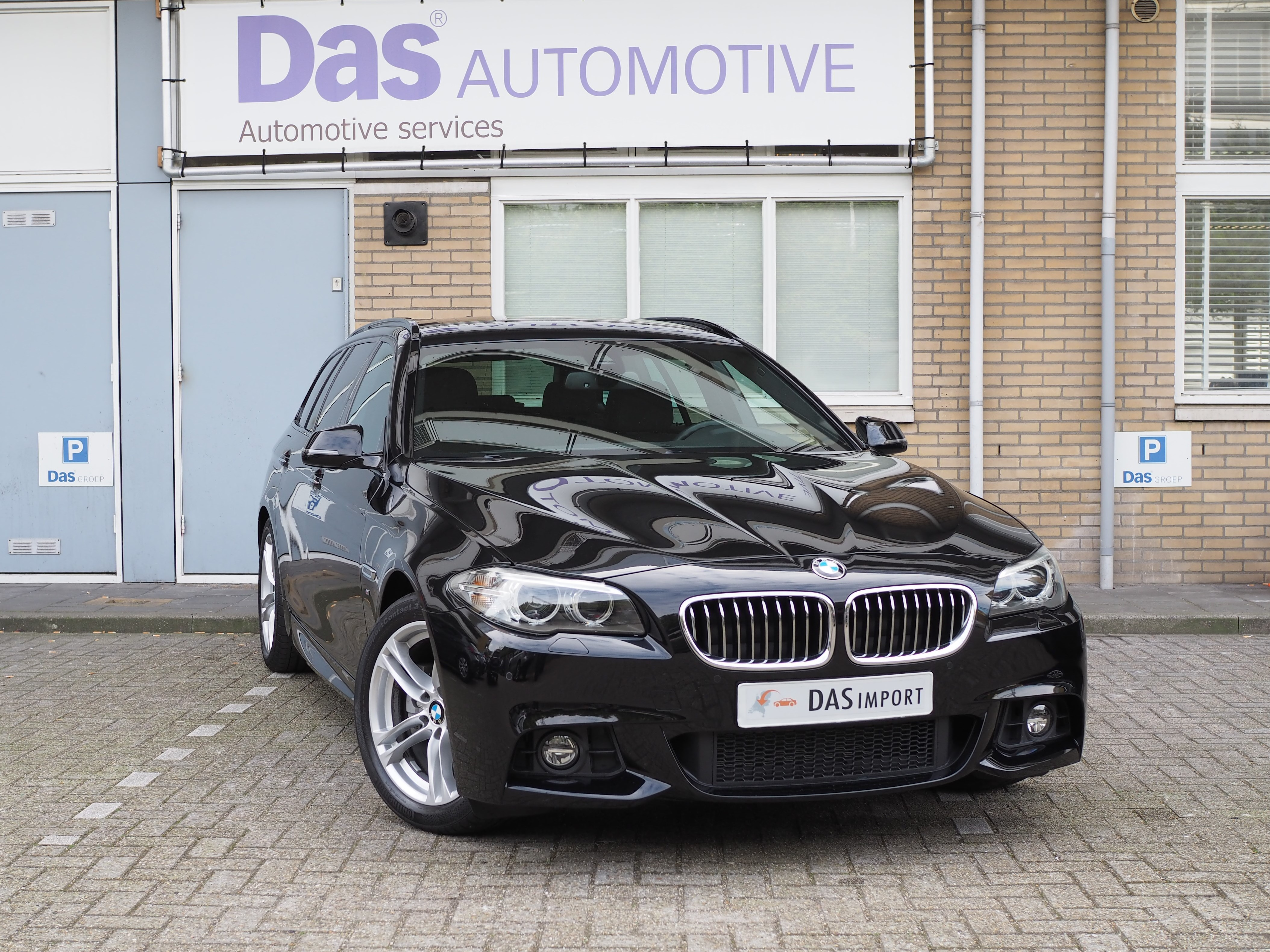 Importauto: BMW 5-serie 518d Touring 11/2013
