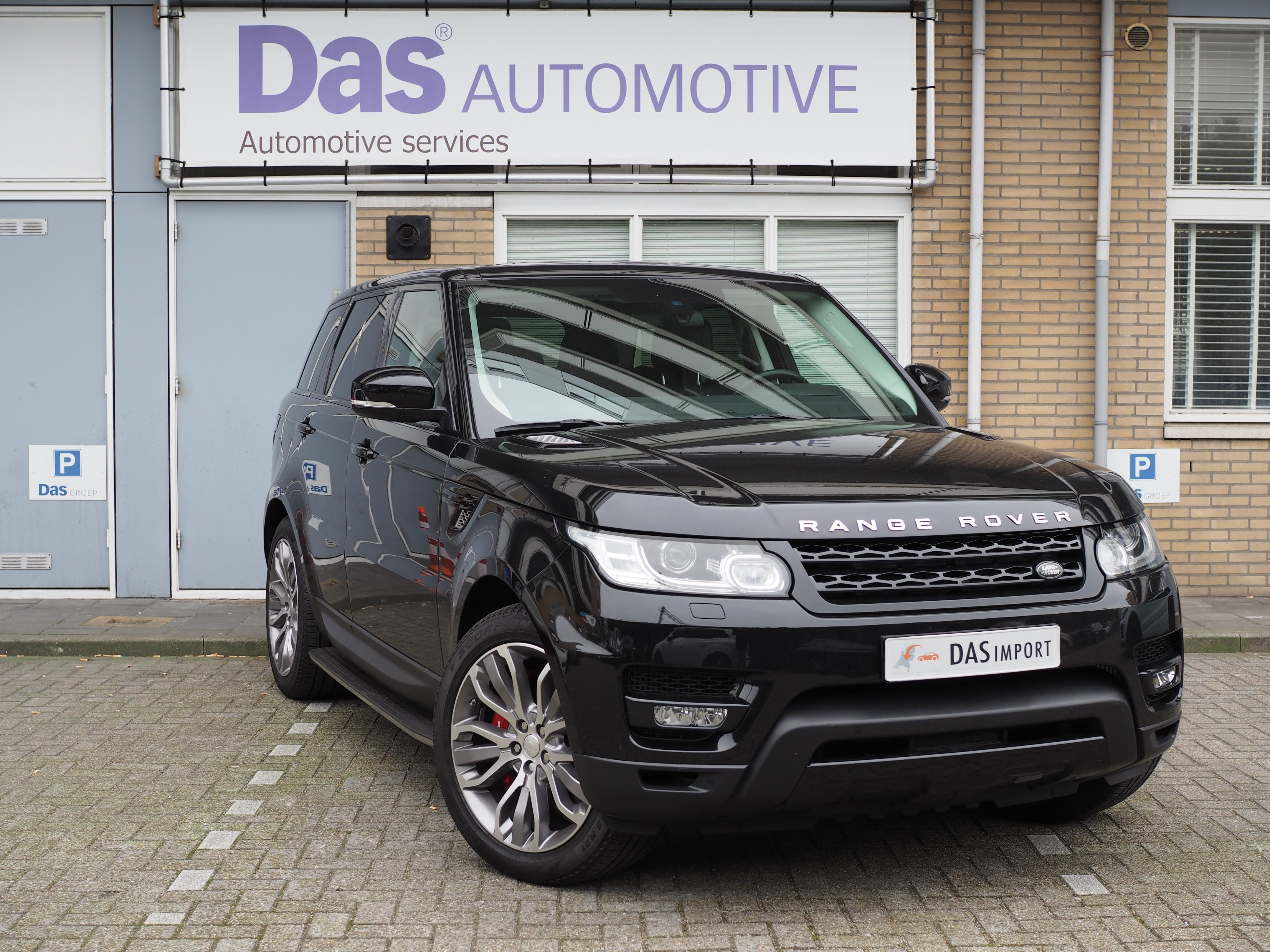 Importauto: Land Rover Range Rover Sport 3.0 SDV6 HSE Dynamic 2/2014