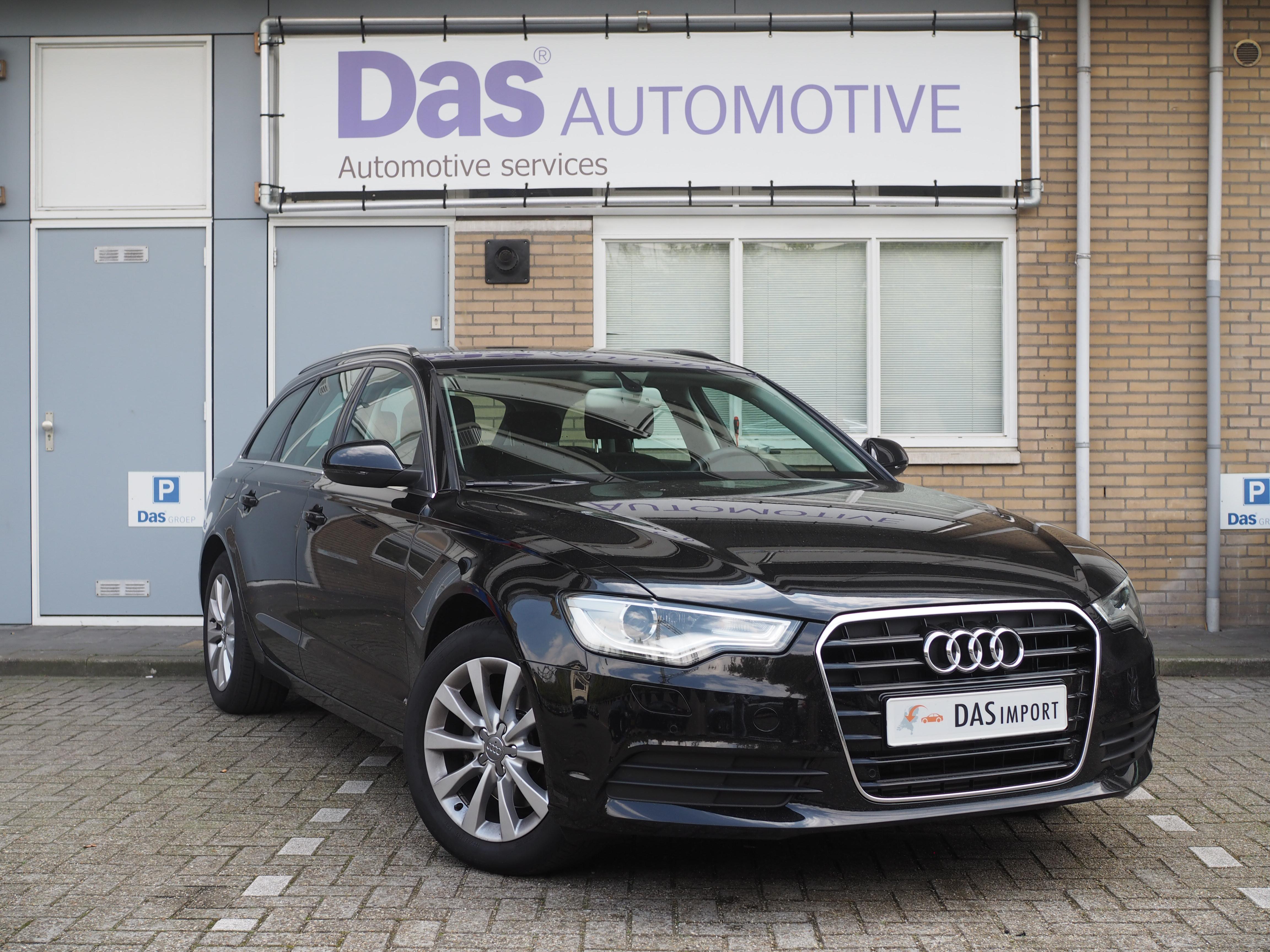 Importauto: Audi A6 Avant Diesel 2.0 TDI 130kW multitronic 3/2013
