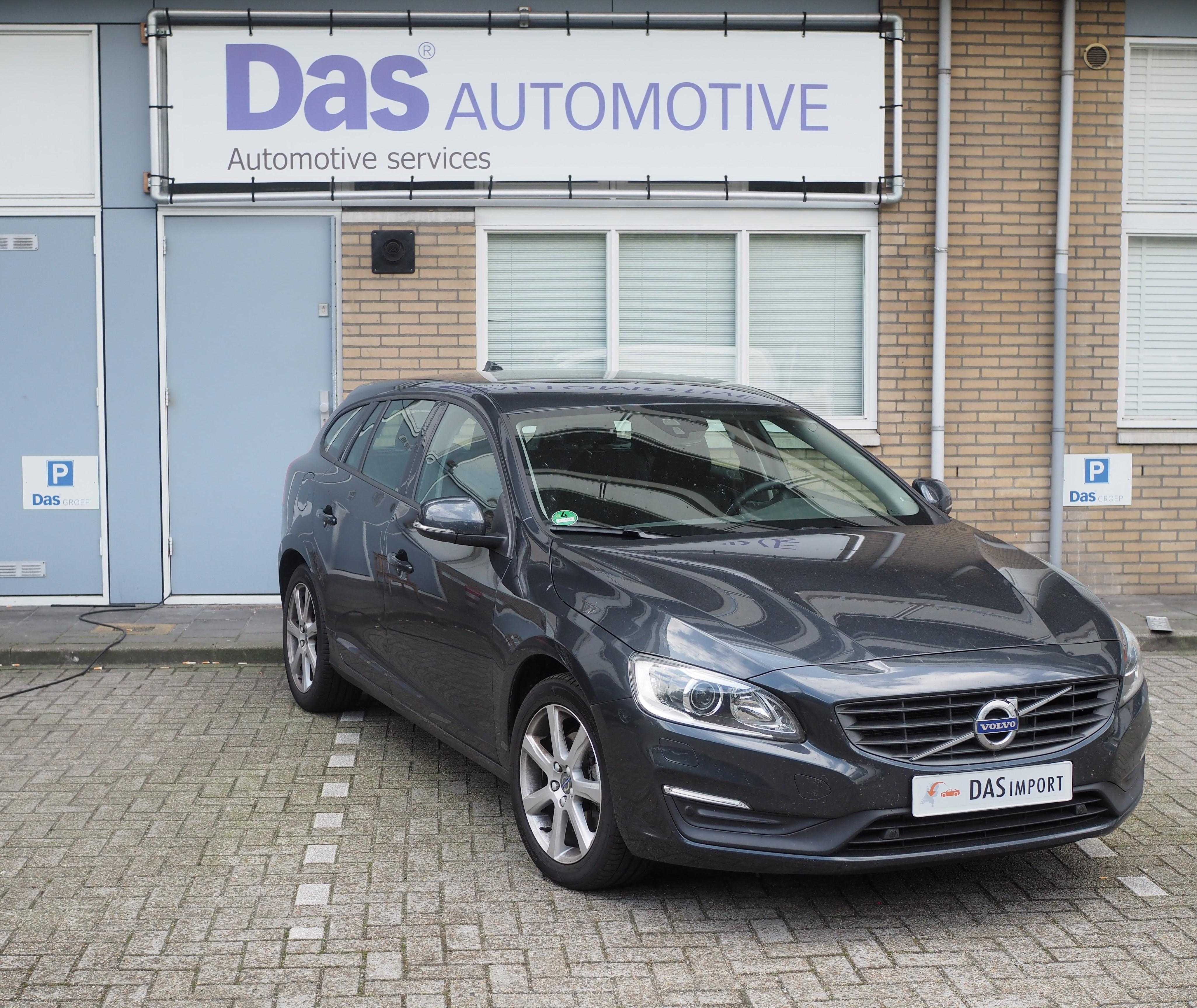 Importauto: Volvo V60 D3 Business Momentum 12/2015