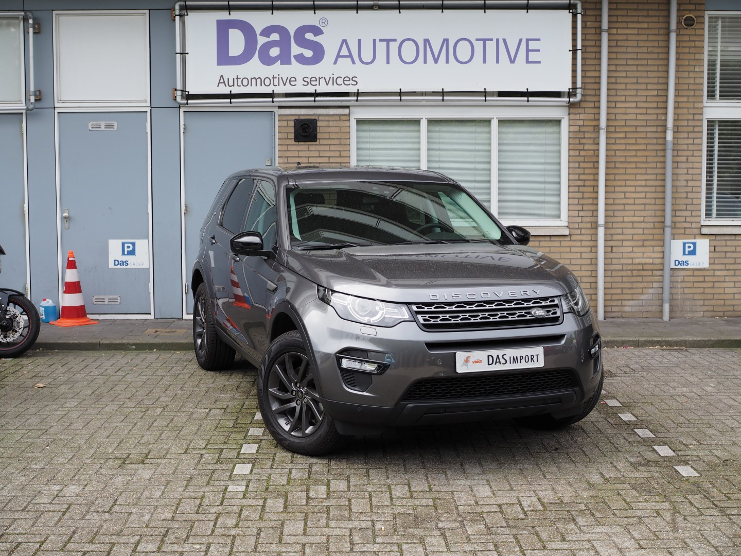 Importauto: Land Rover Discovery Sport 2.0 6/2016