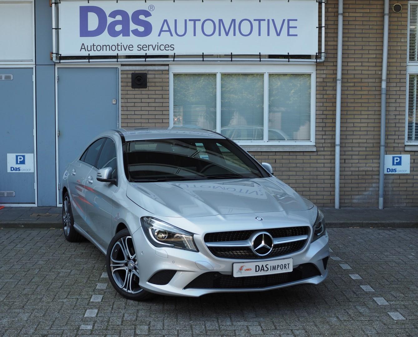 Importauto: Mercedes-Benz CLA-Klasse 180 7/2015
