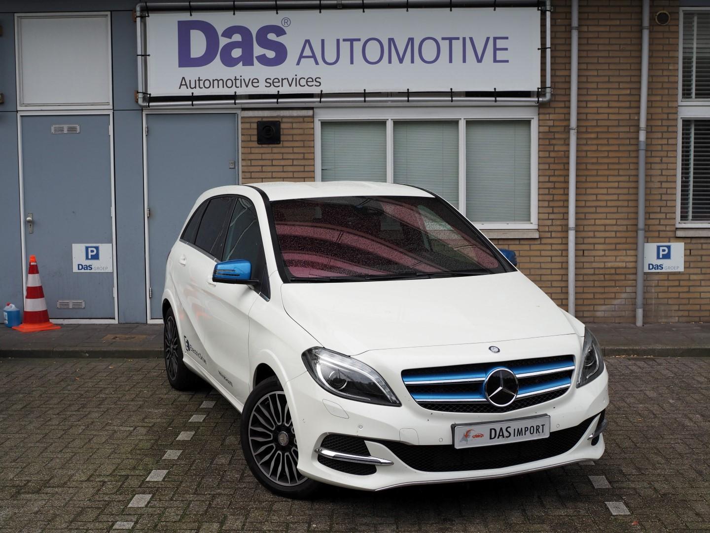 Importauto: Mercedes-Benz B-Klasse Elektrisch 9/2016