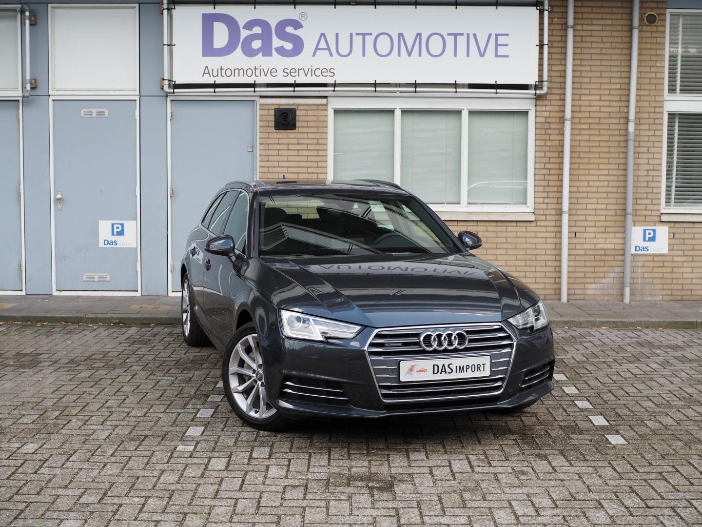 Importauto: Audi A4 Avant 2.0 TDI quattro sport 1/2016