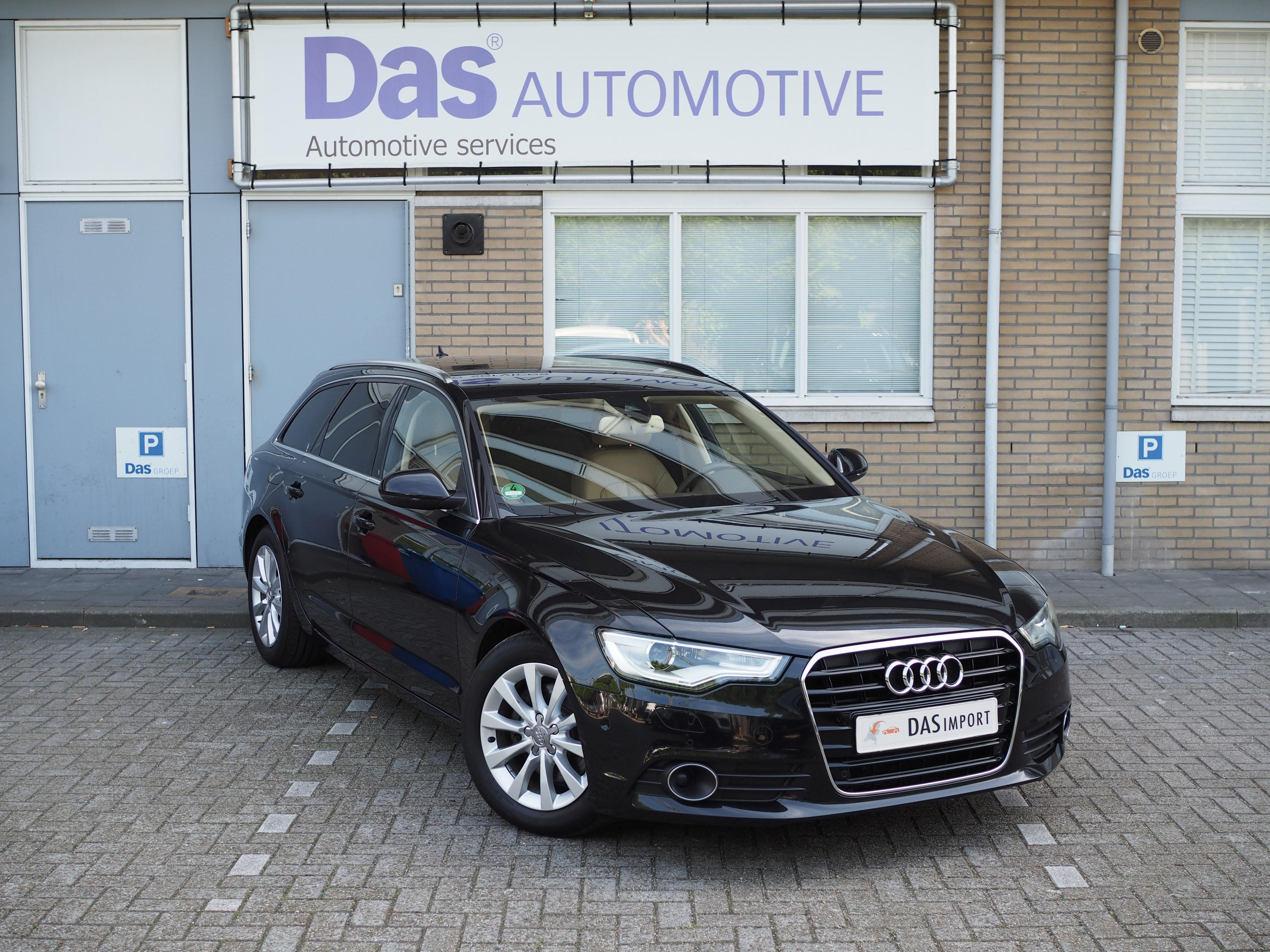Importauto: Audi A6 Avant Diesel 2.0 TDI 140kW ultra S tronic 10/2014