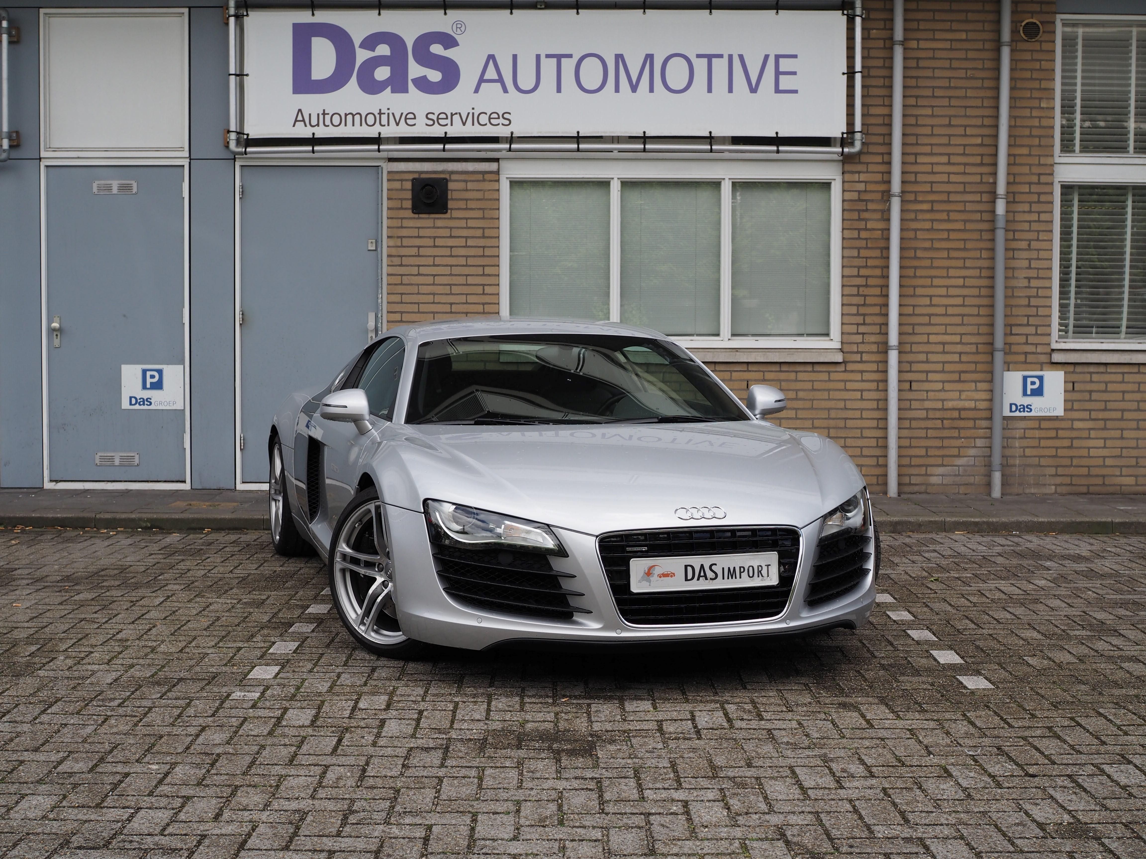 Importauto: Audi R8 Coupe 4.2 FSI 6/2008
