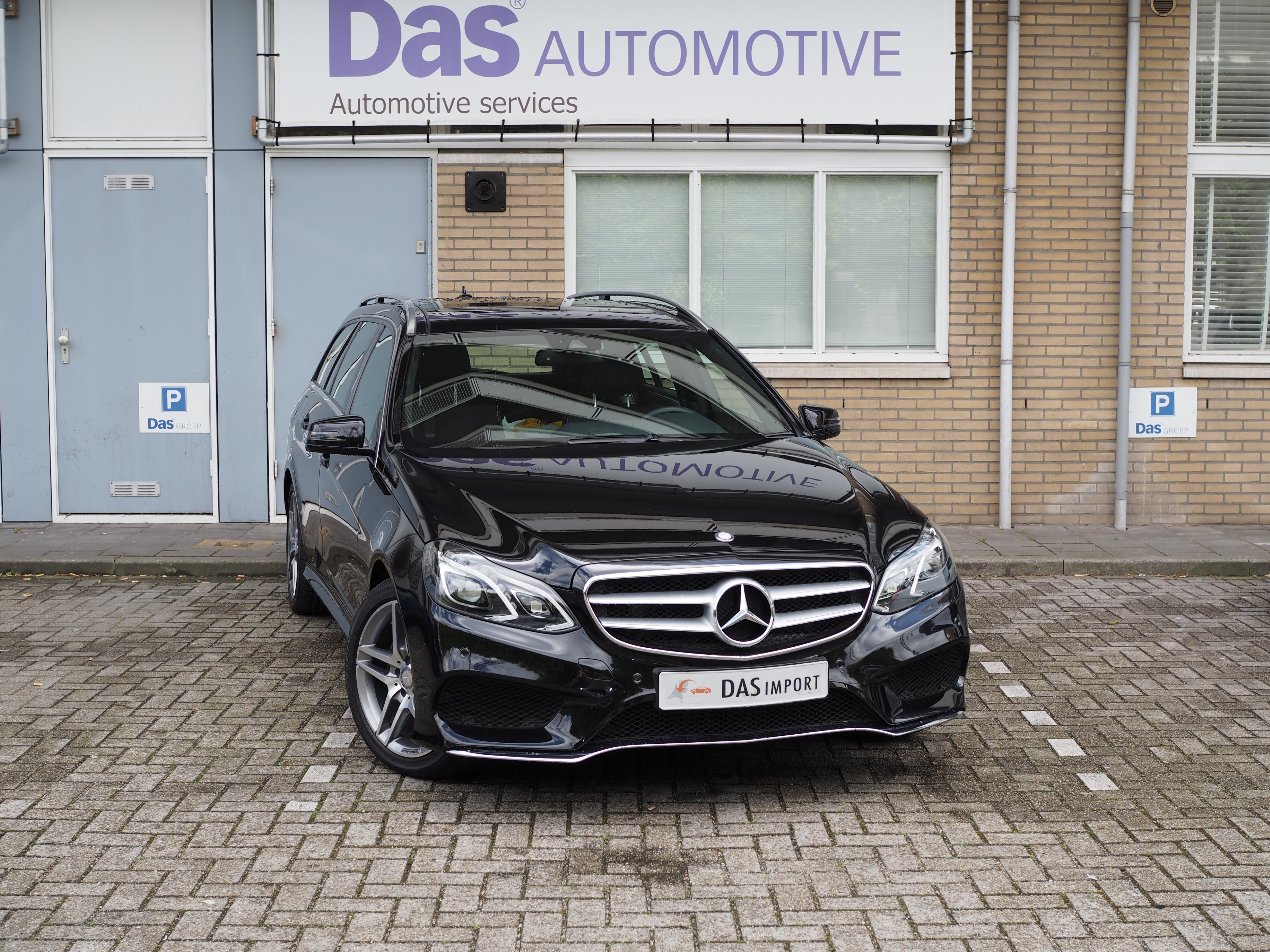 Importauto: Mercedes-Benz E-Klasse Estate Diesel E 250 CDI Aut 10/2013