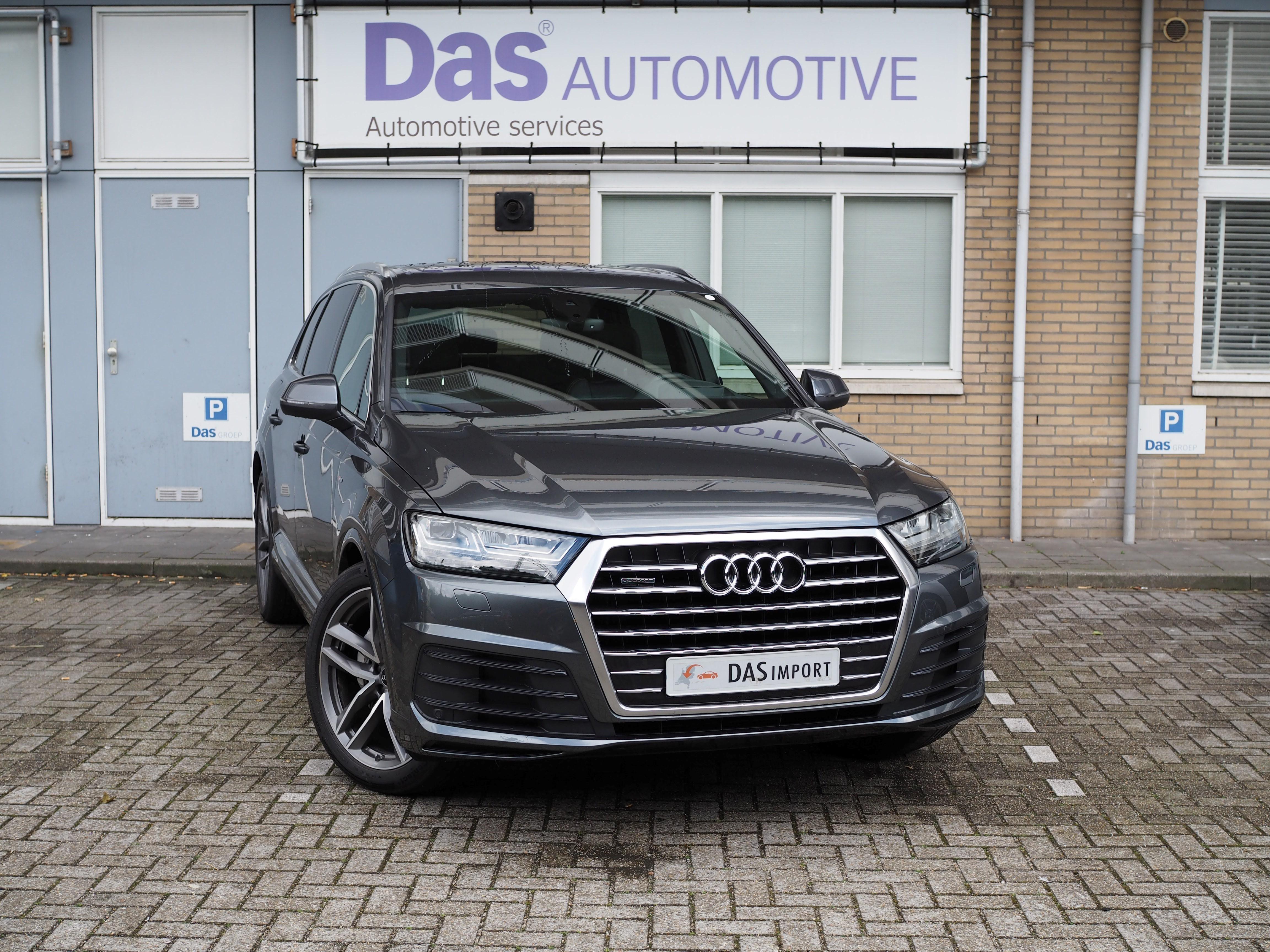 Importauto: Audi Q7 Diesel 3.0 TDI 200kW quattro 6/2016