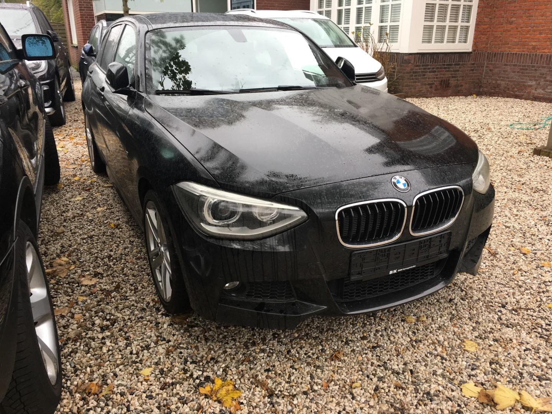 Importauto: BMW 1-serie 118d 5-Deurs 2/2015