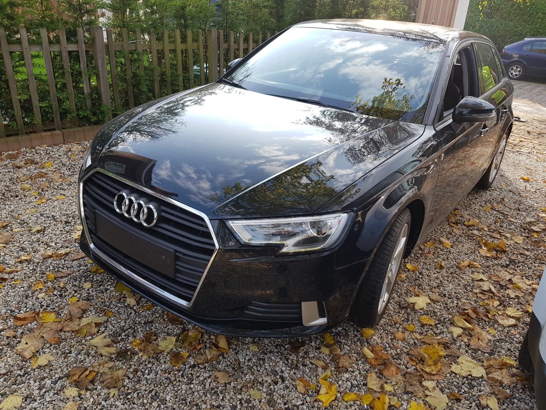 Importauto: Audi A3 Sportback 2.0TDi 5/2017