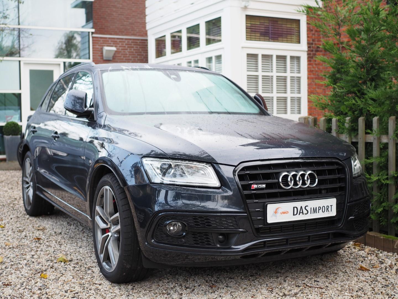 Importauto: Audi SQ5 3.0 TDI quattro 9/2015