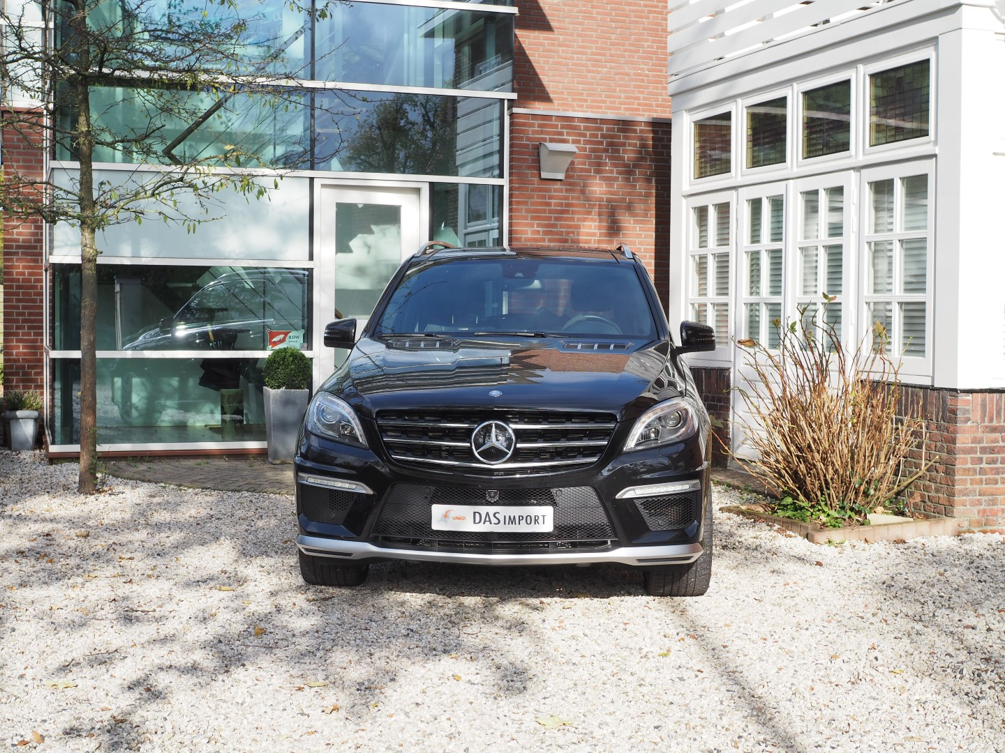 Importauto: Mercedes-Benz ML 63 AMG 12/2014