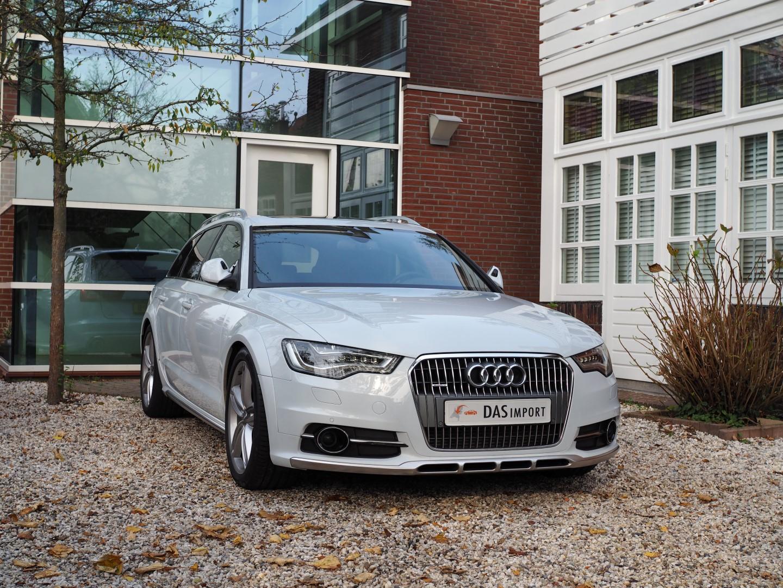 Importauto: Audi A6 Allroad 3.0 TDI 313pk BiT quattro 3/2014