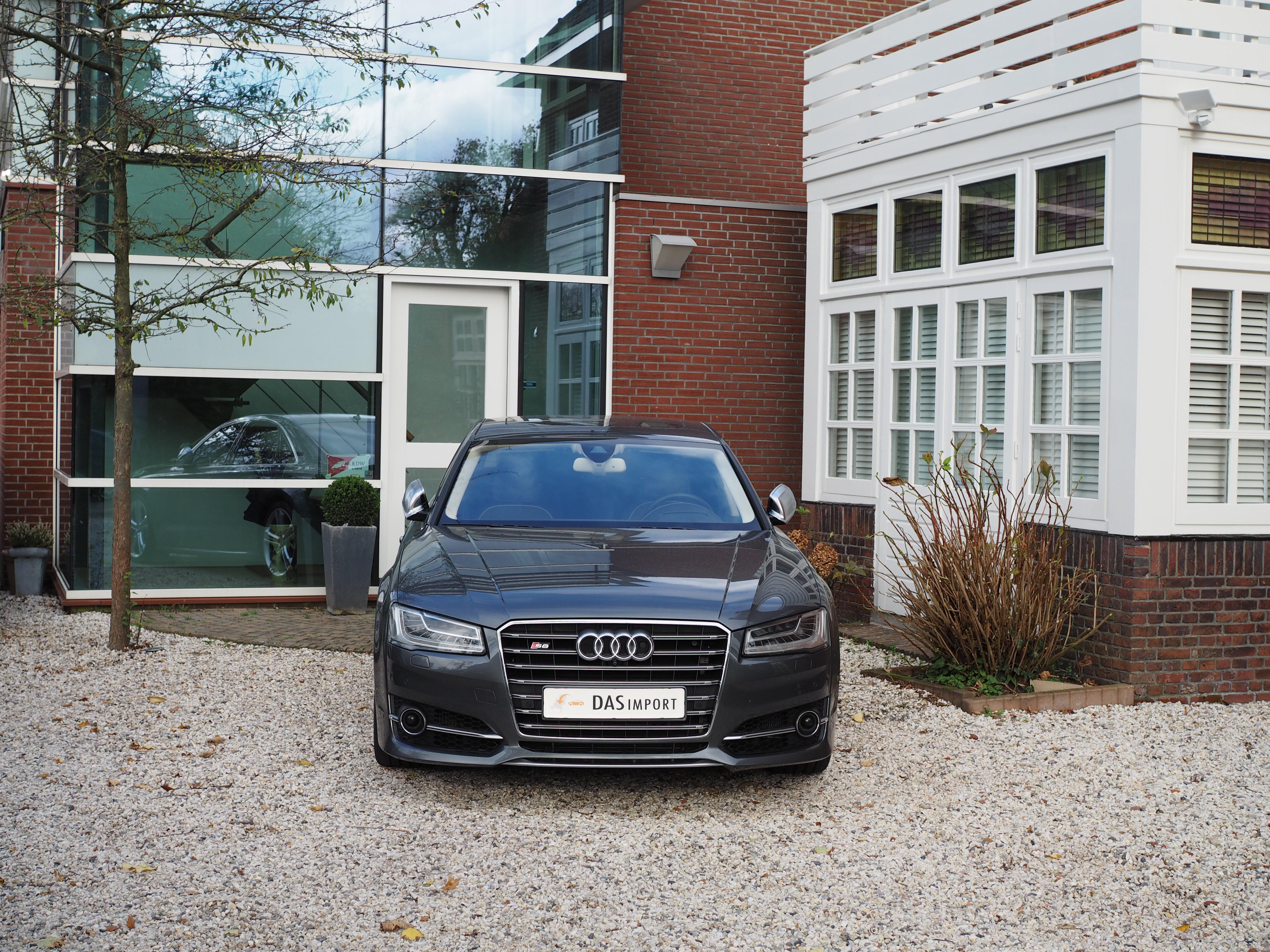 Importauto: Audi S8 4.0 TFSI quattro 5/2014